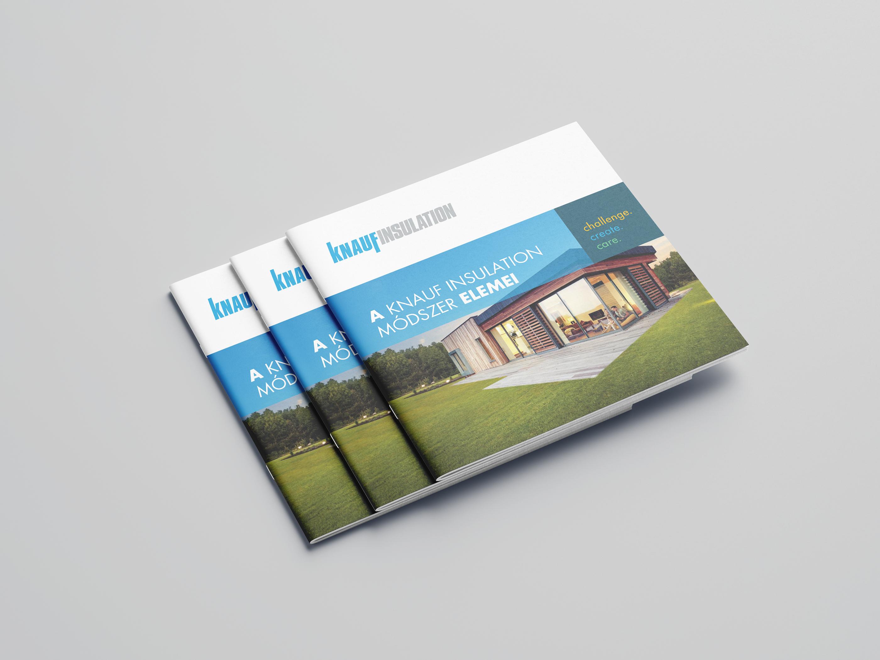 Knauf Insulation Brand design elements on Behance