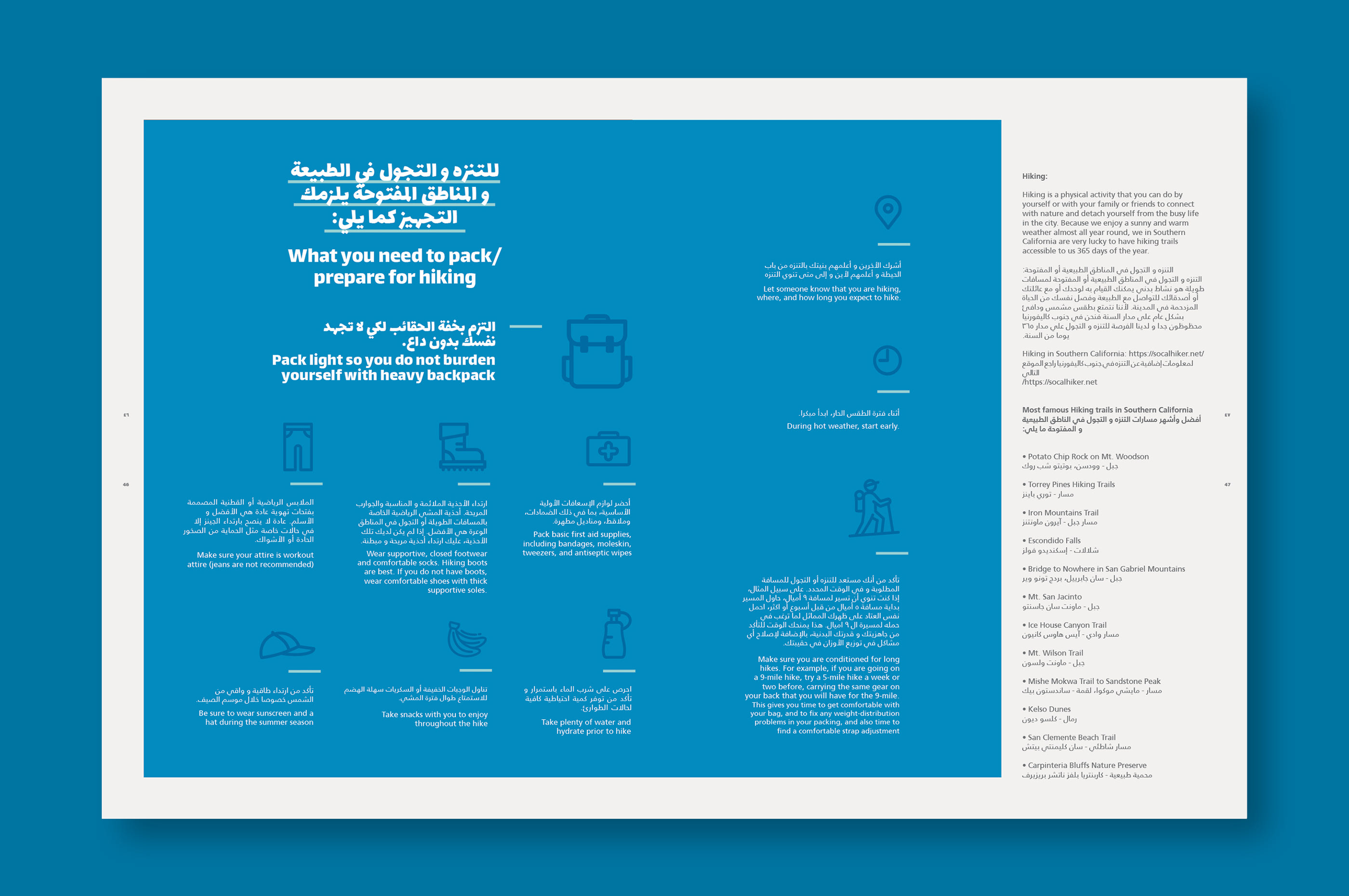 The Refugee Guidebook: Editorial Design on Behance
