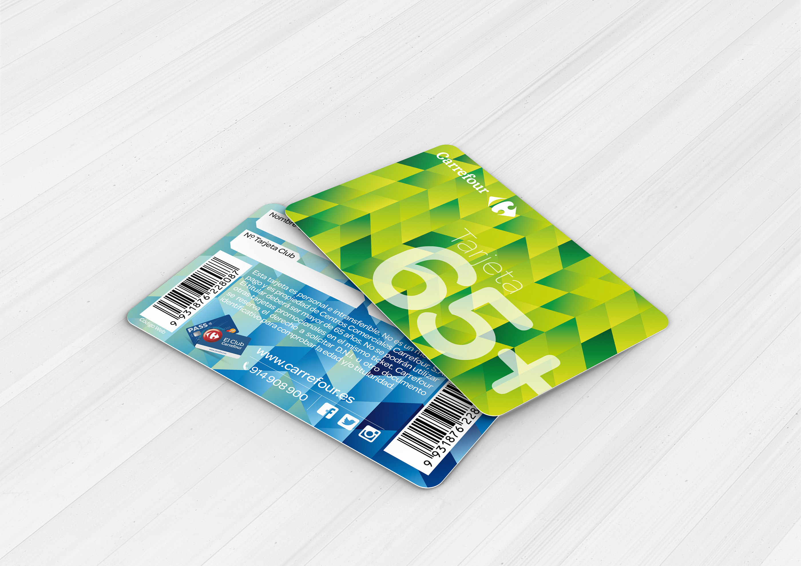 Carrefour On Behance