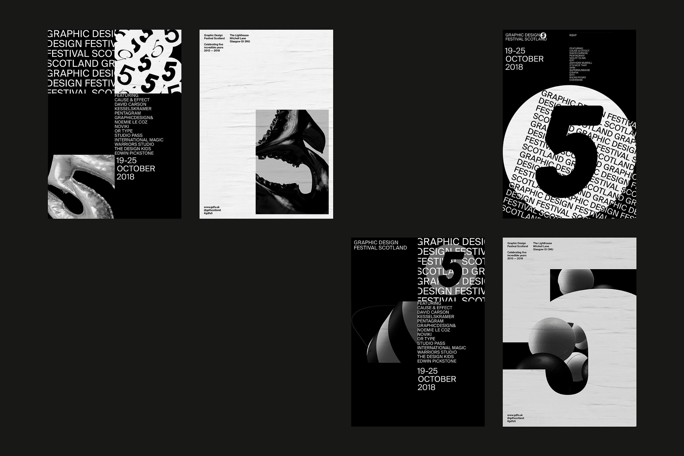 Graphic Design Festival Scotland on Behance