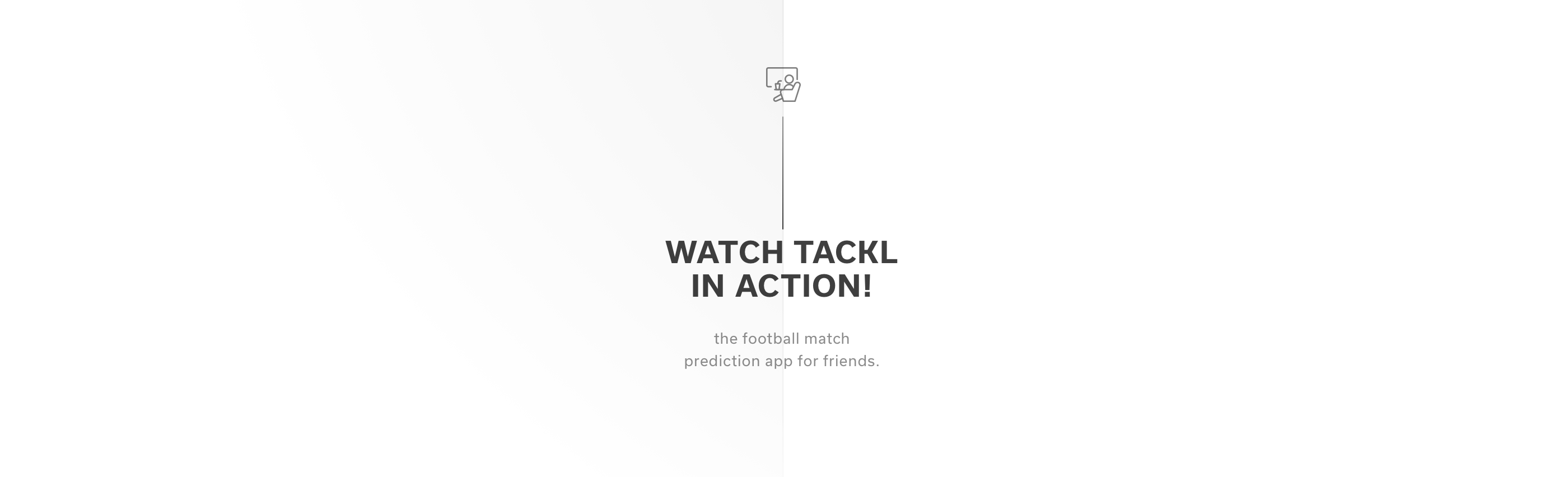 tackl - Football Prediction Game with Friends  on Behance