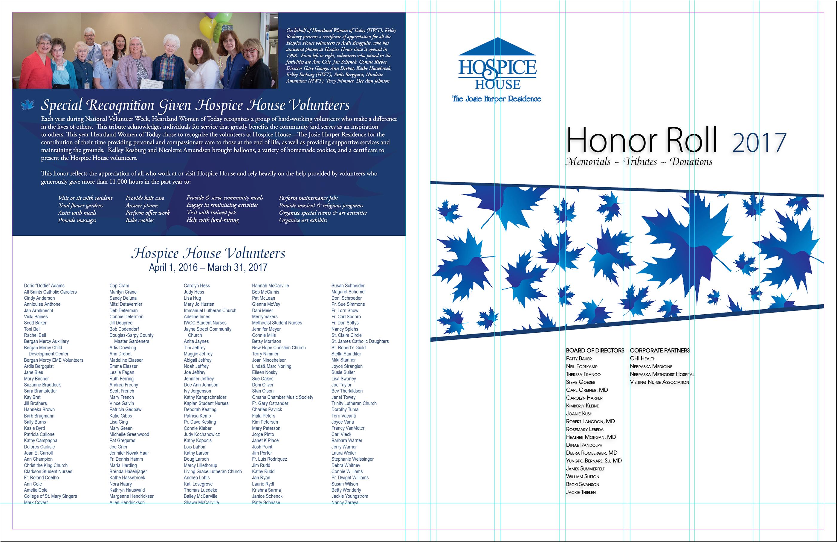Hospice House: 2017 Honor Roll on Behance