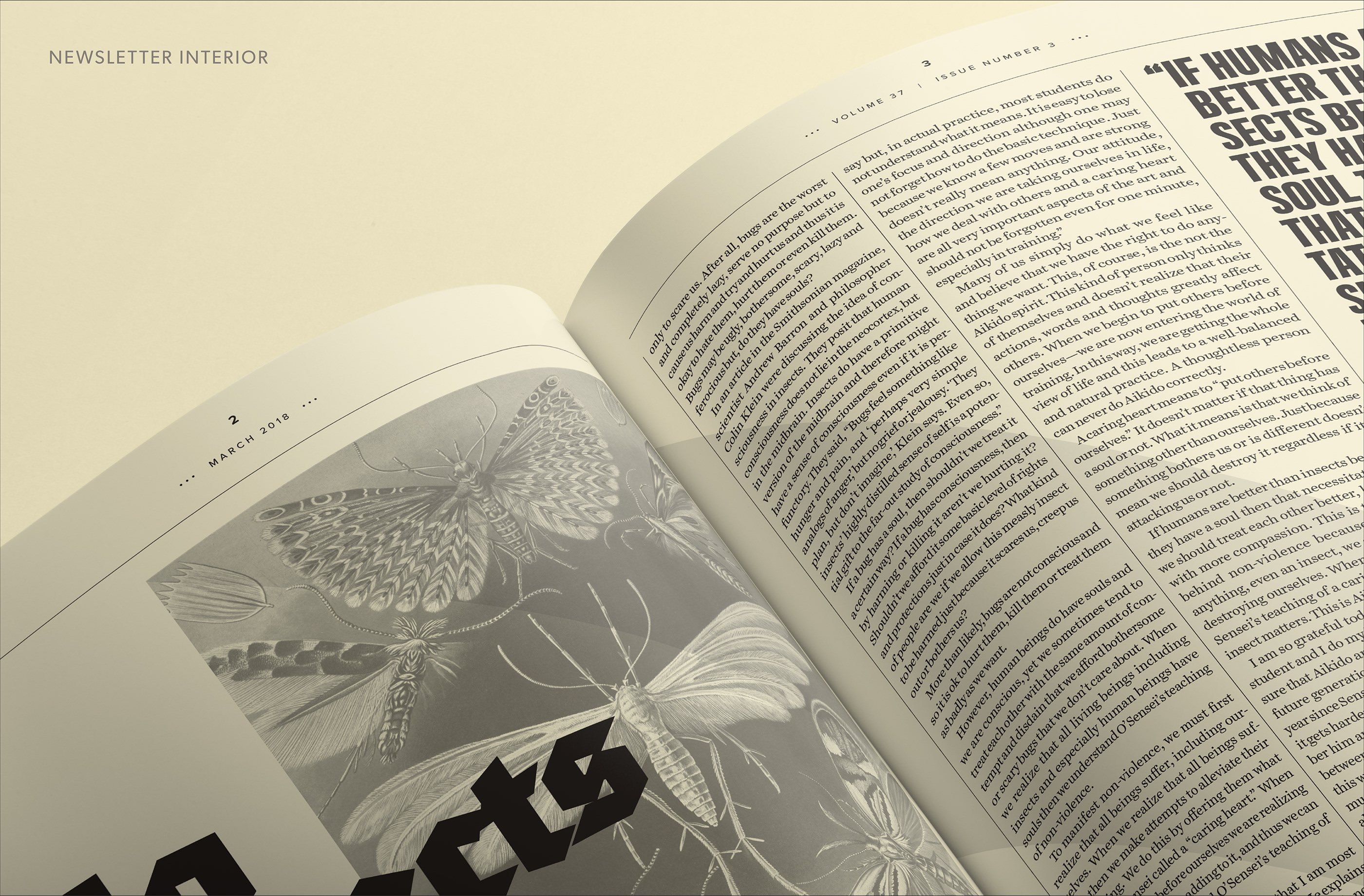 Aikido Center of Los Angeles on Behance