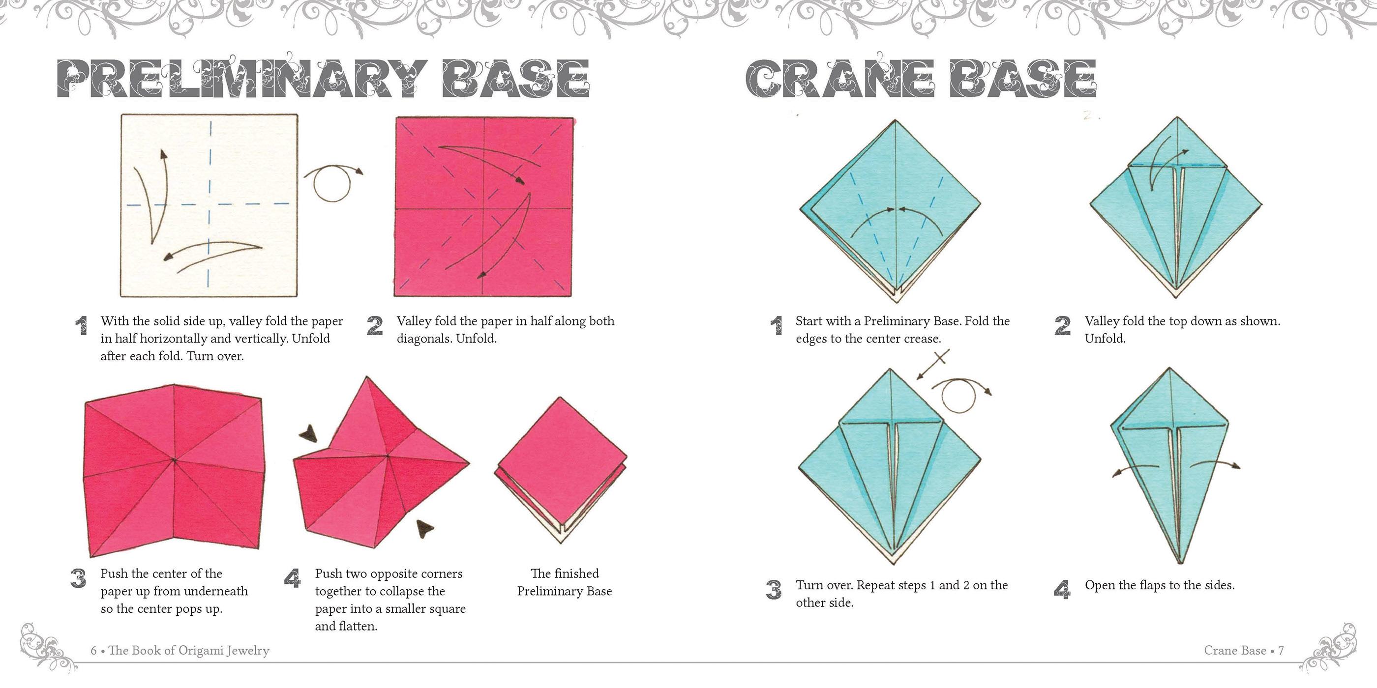 Square Base Step 5 | Origami Square Base jessieathome.com/or… | Flickr | 1400x2800