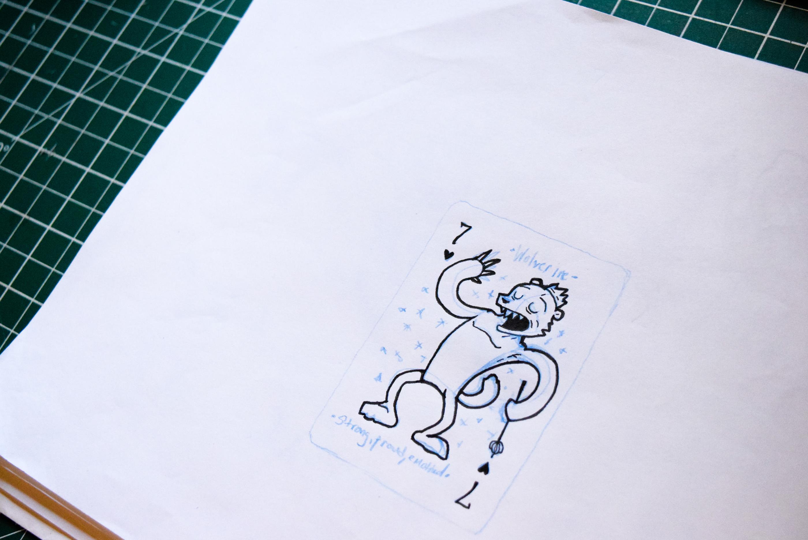 Spirit Animal Card Deck on Behance