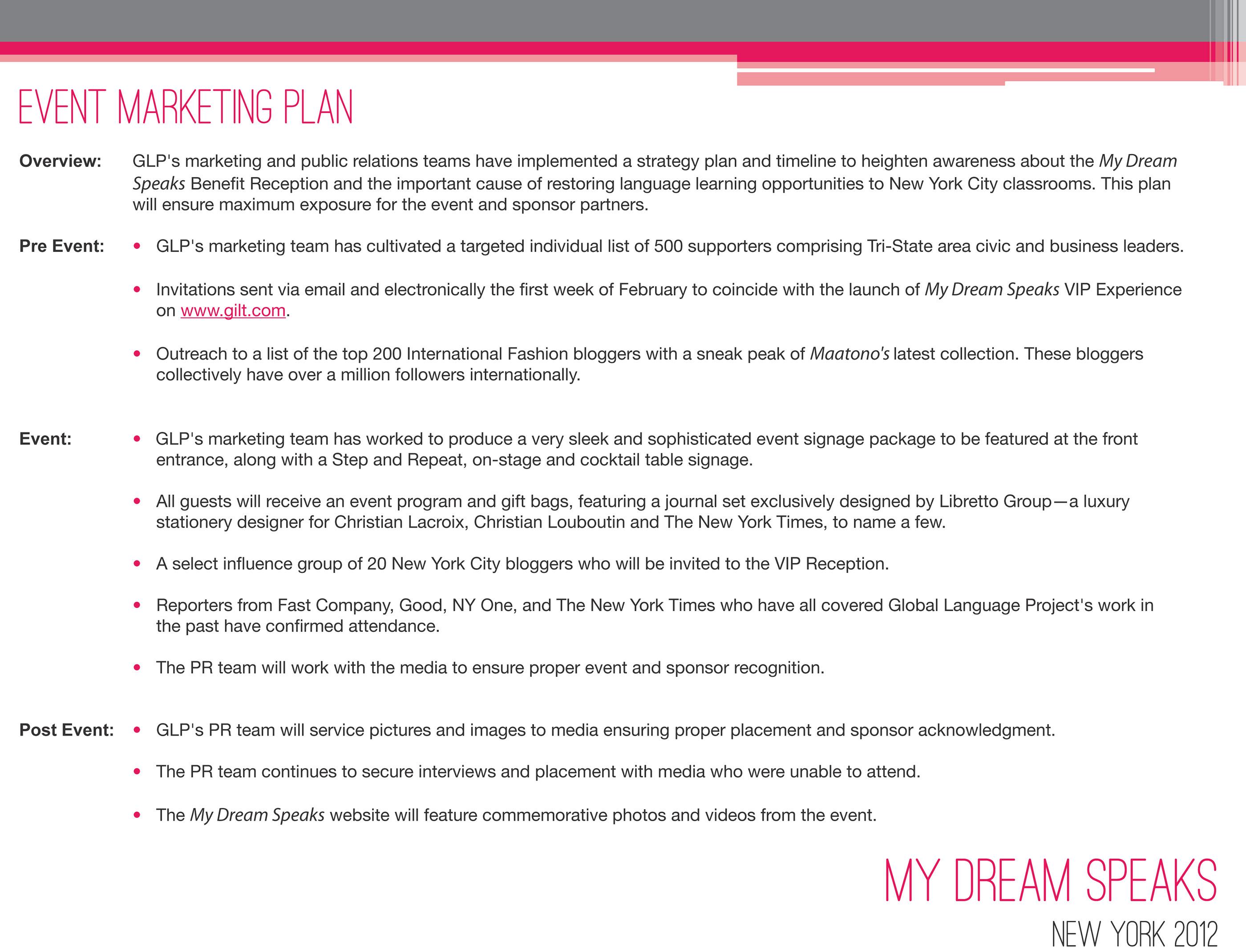 My Dream Speaks - Deck on Behance