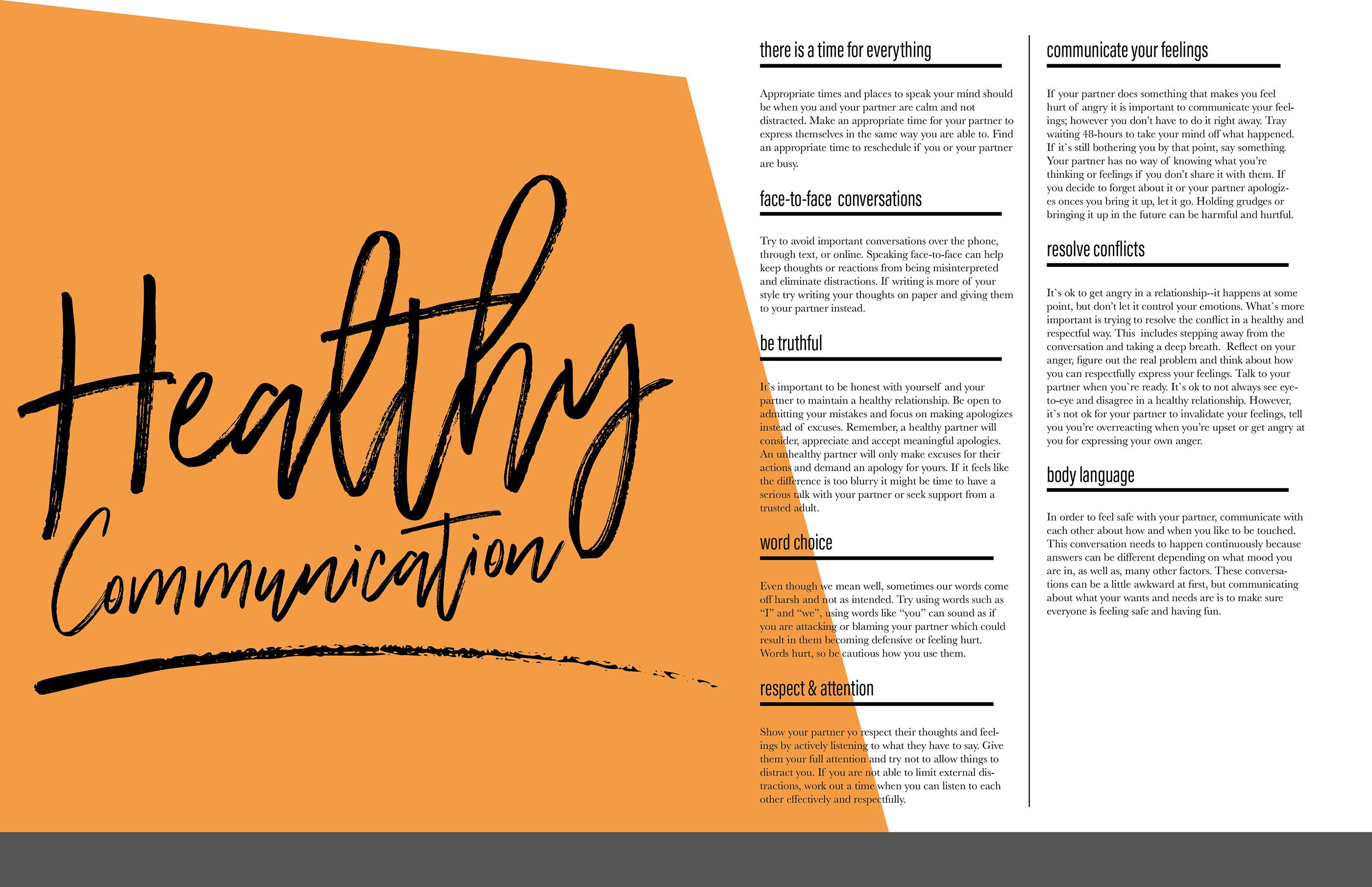 Survivor Advocacy Outreach Program Magazine on Behance