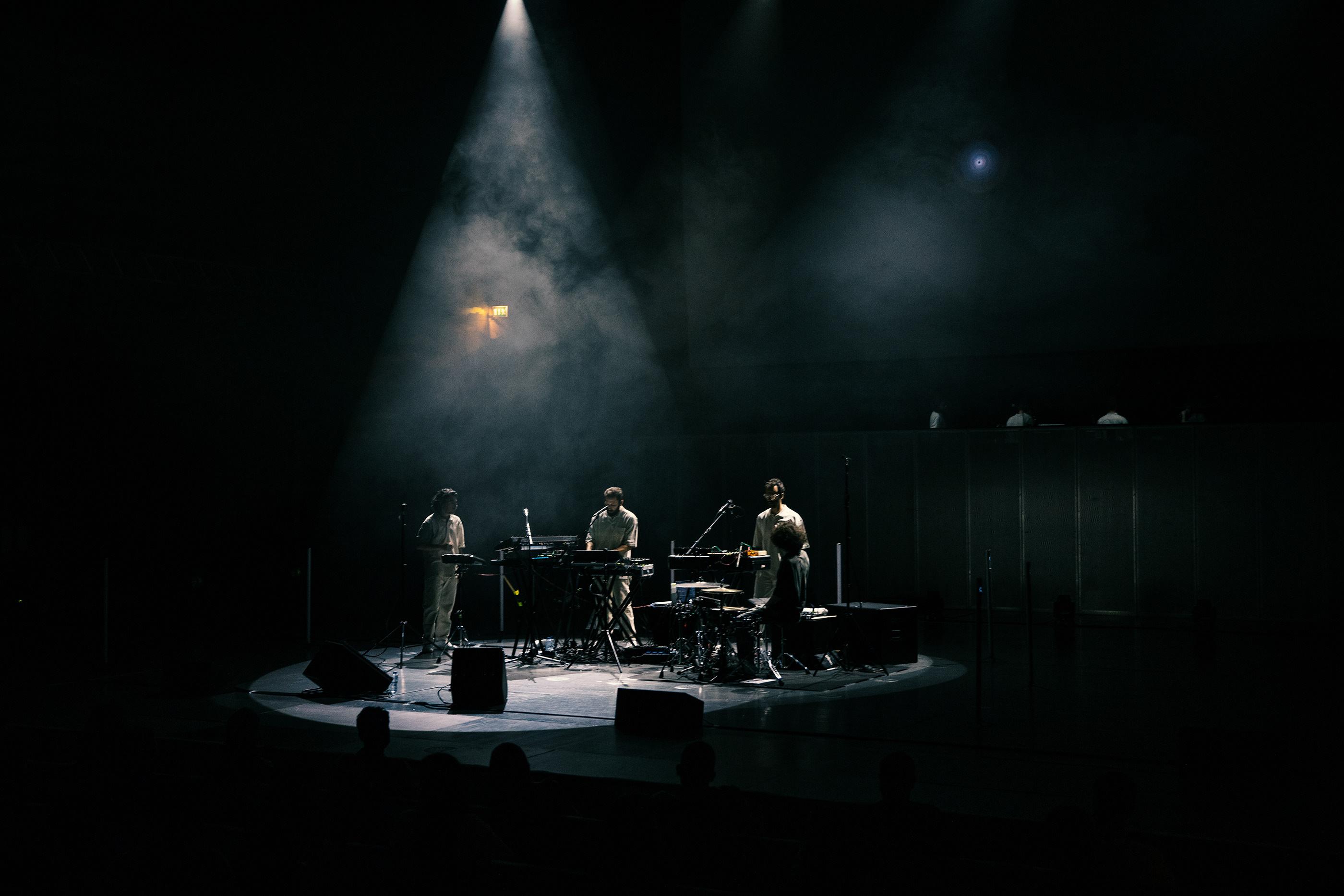 Moullinex ao vivo na Casa da Música