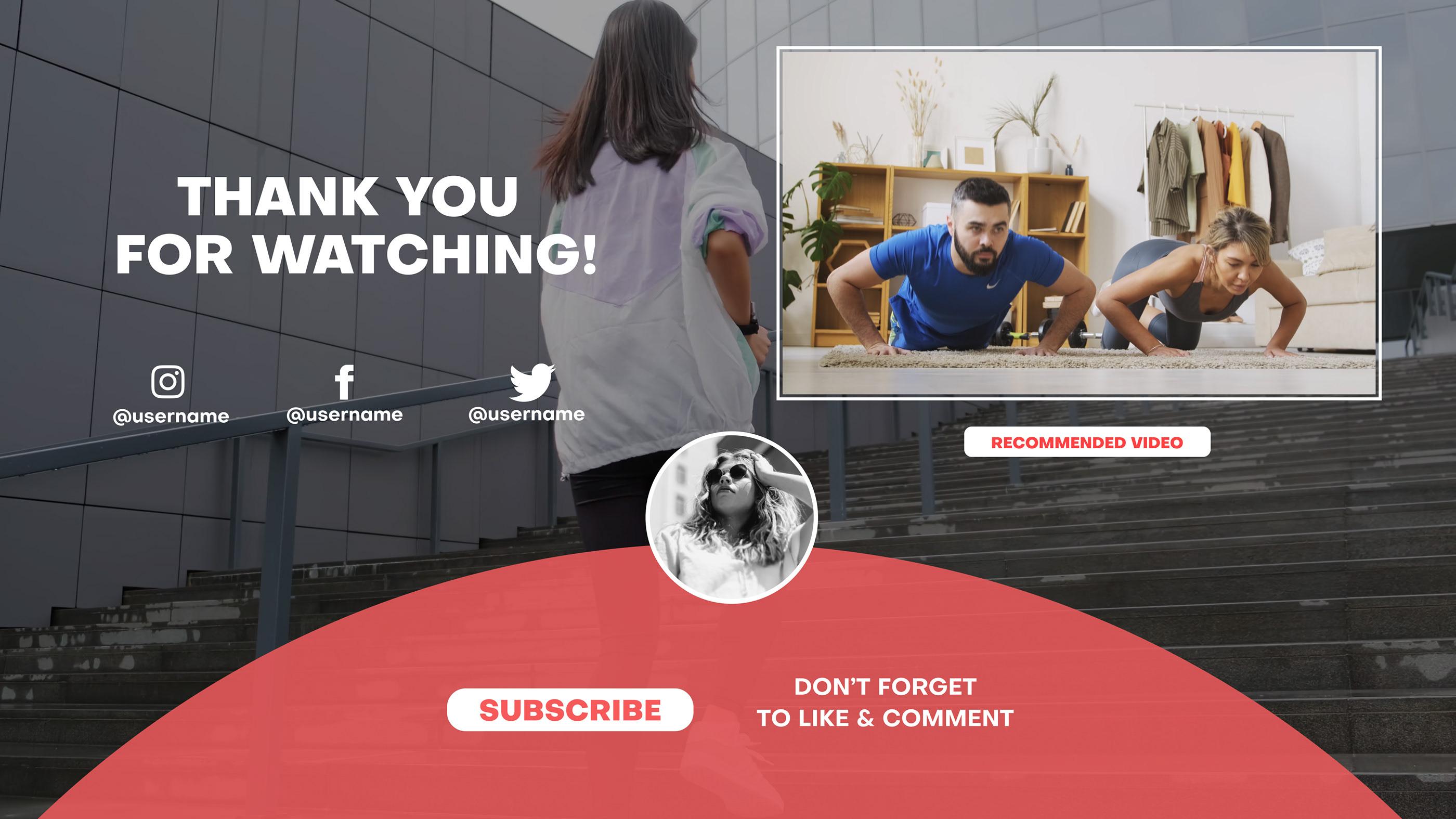 YouTube End Screens - 9