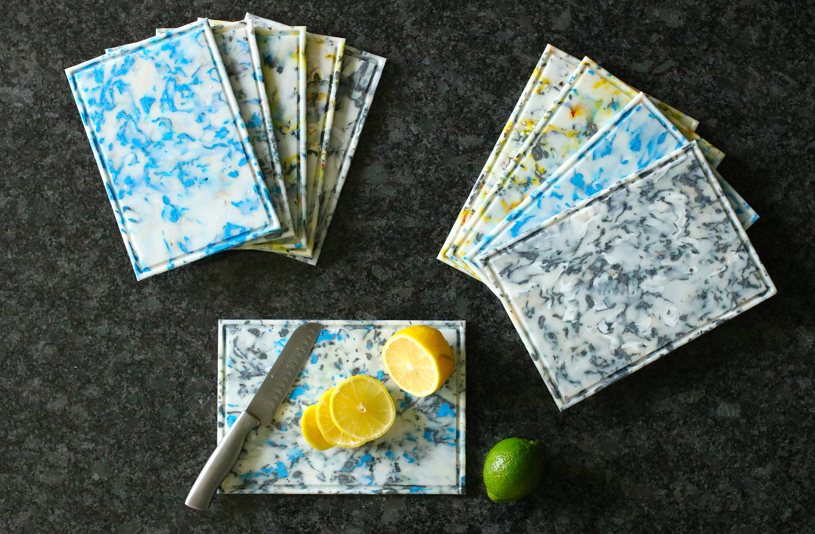 Poly Recycled Plastic Cutting Board On Behance
