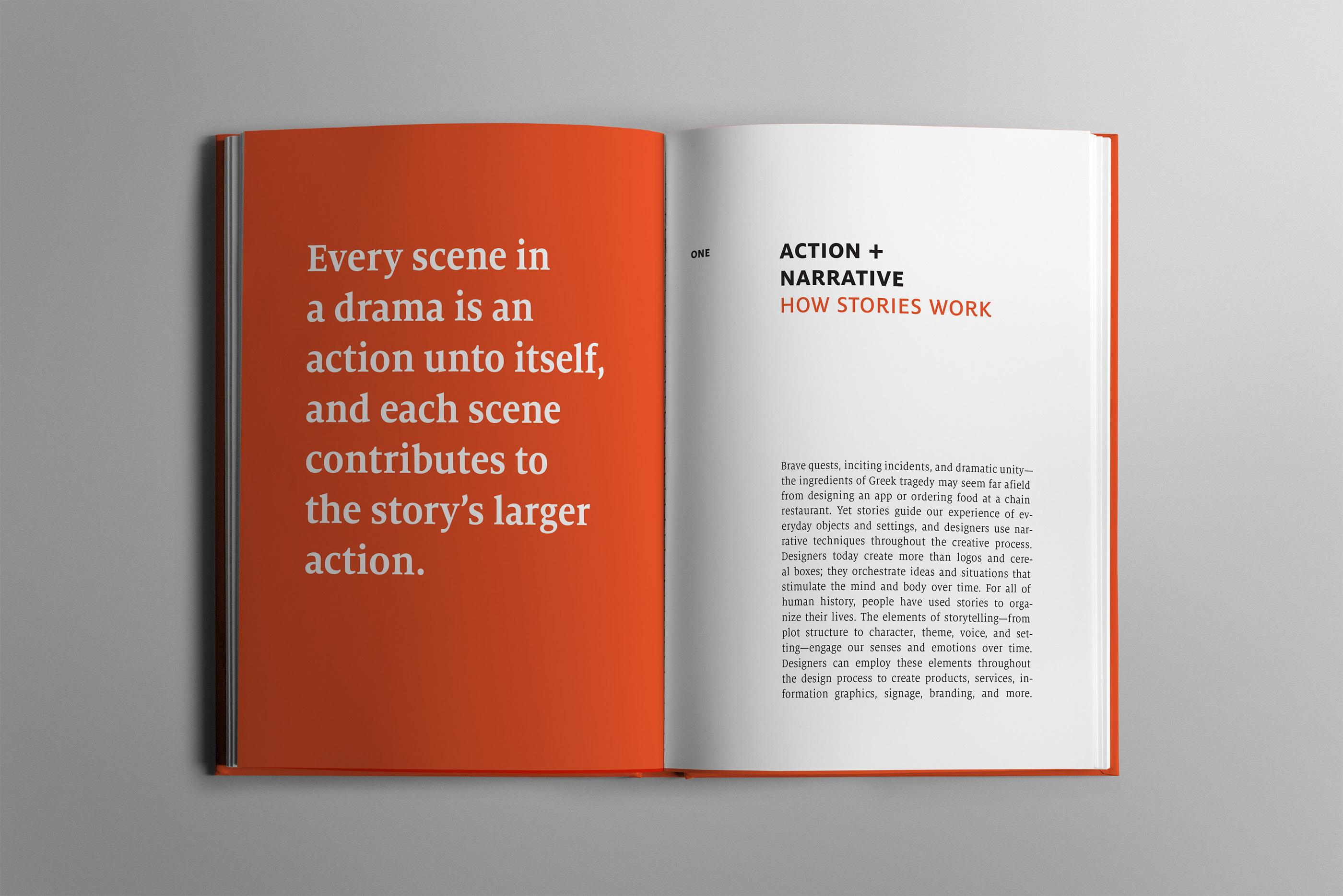 Design is Storytelling on Behance