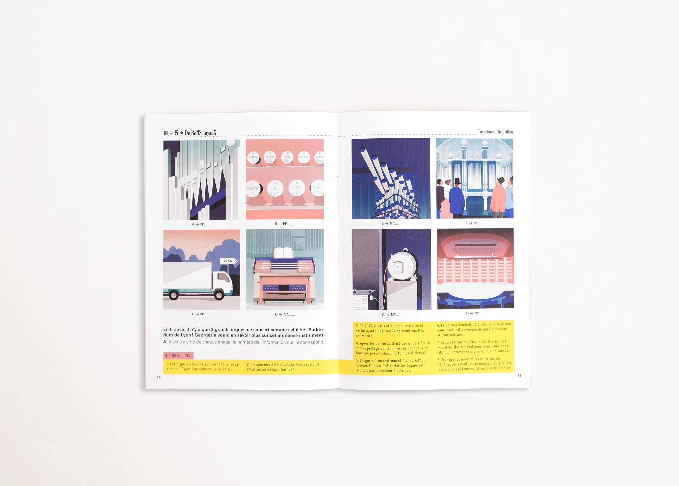 Georges Magazine On Behance