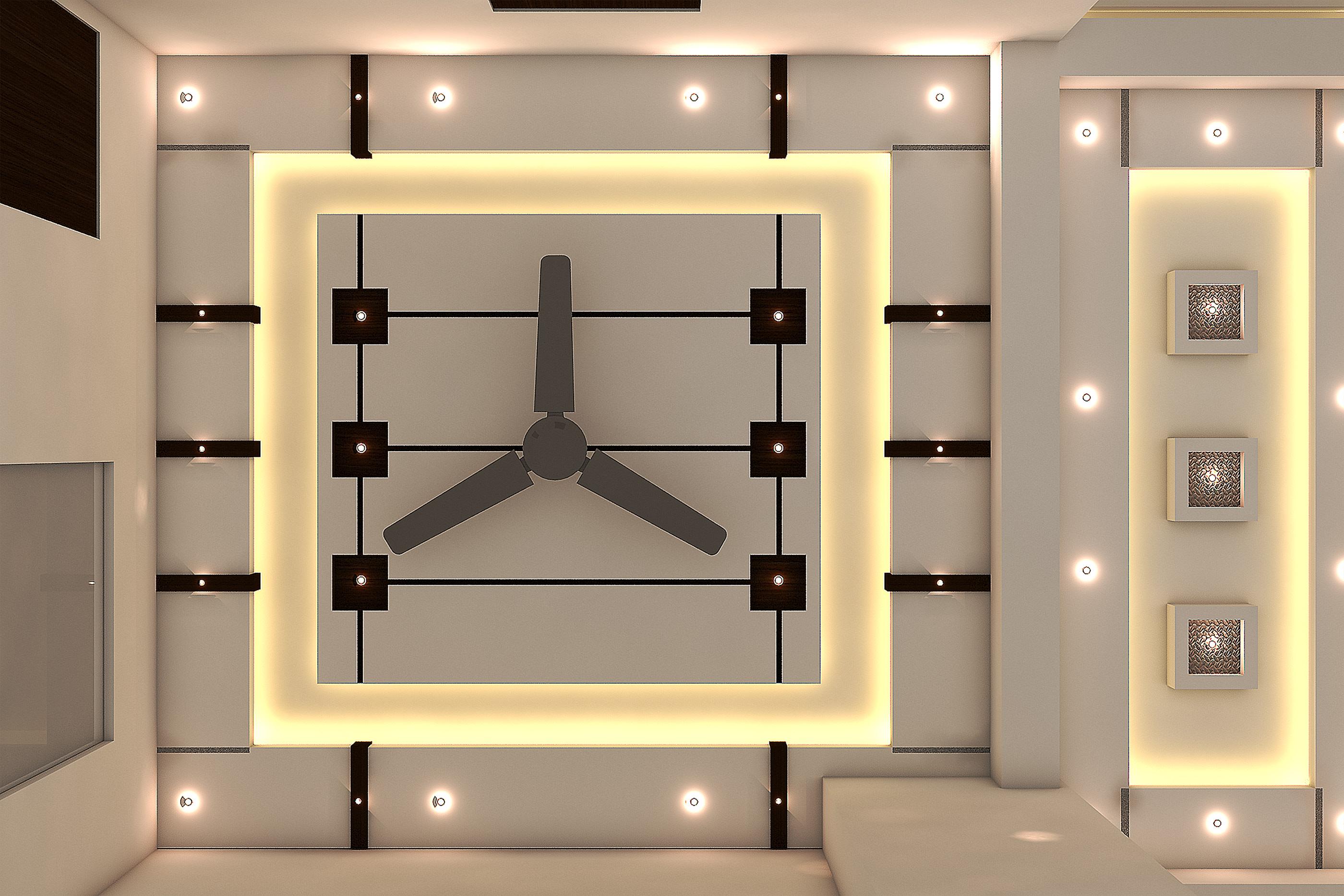 False Ceiling Design On Behance