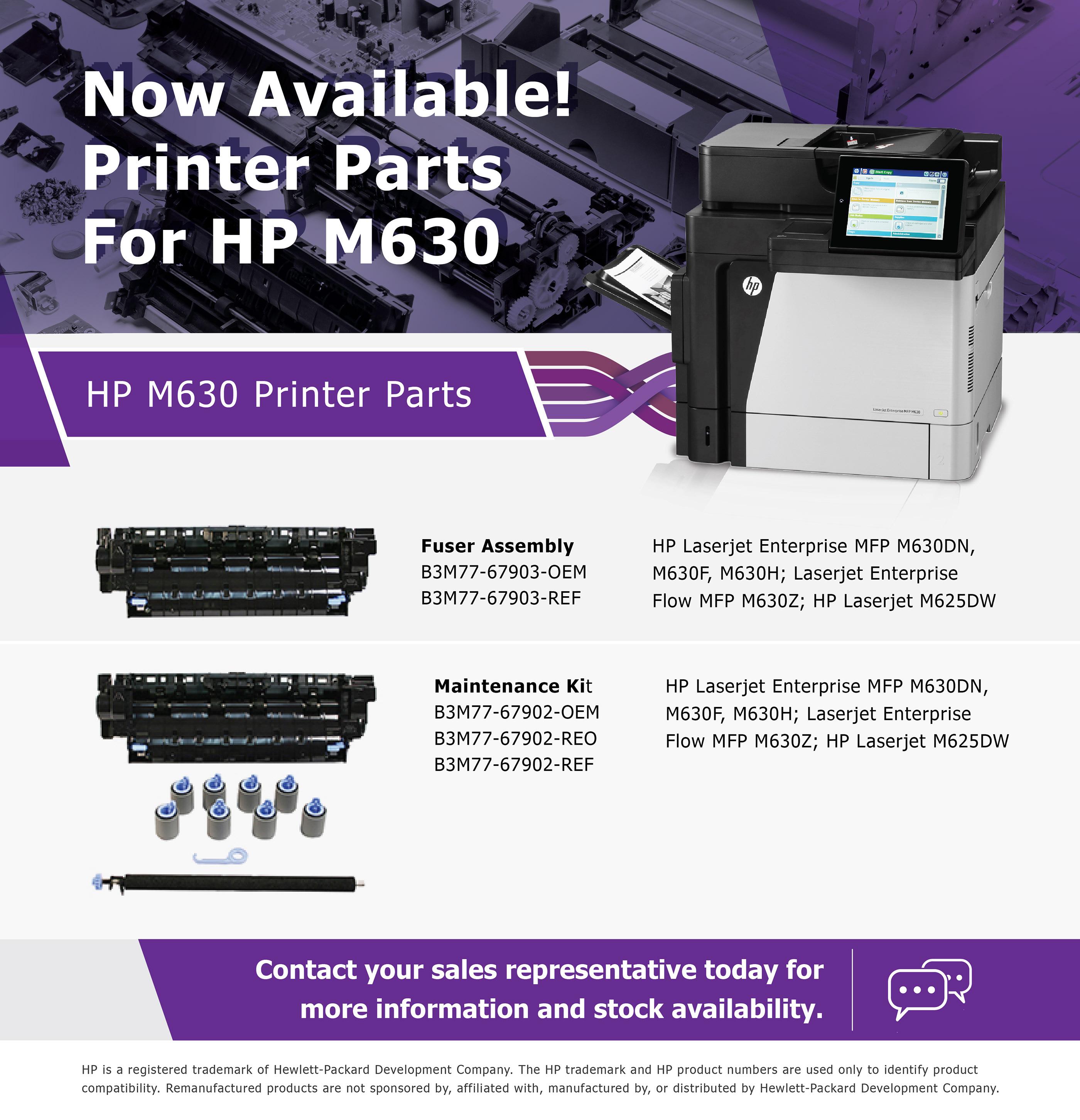 143218A-M630-Printer-Parts-Eshot on Behance