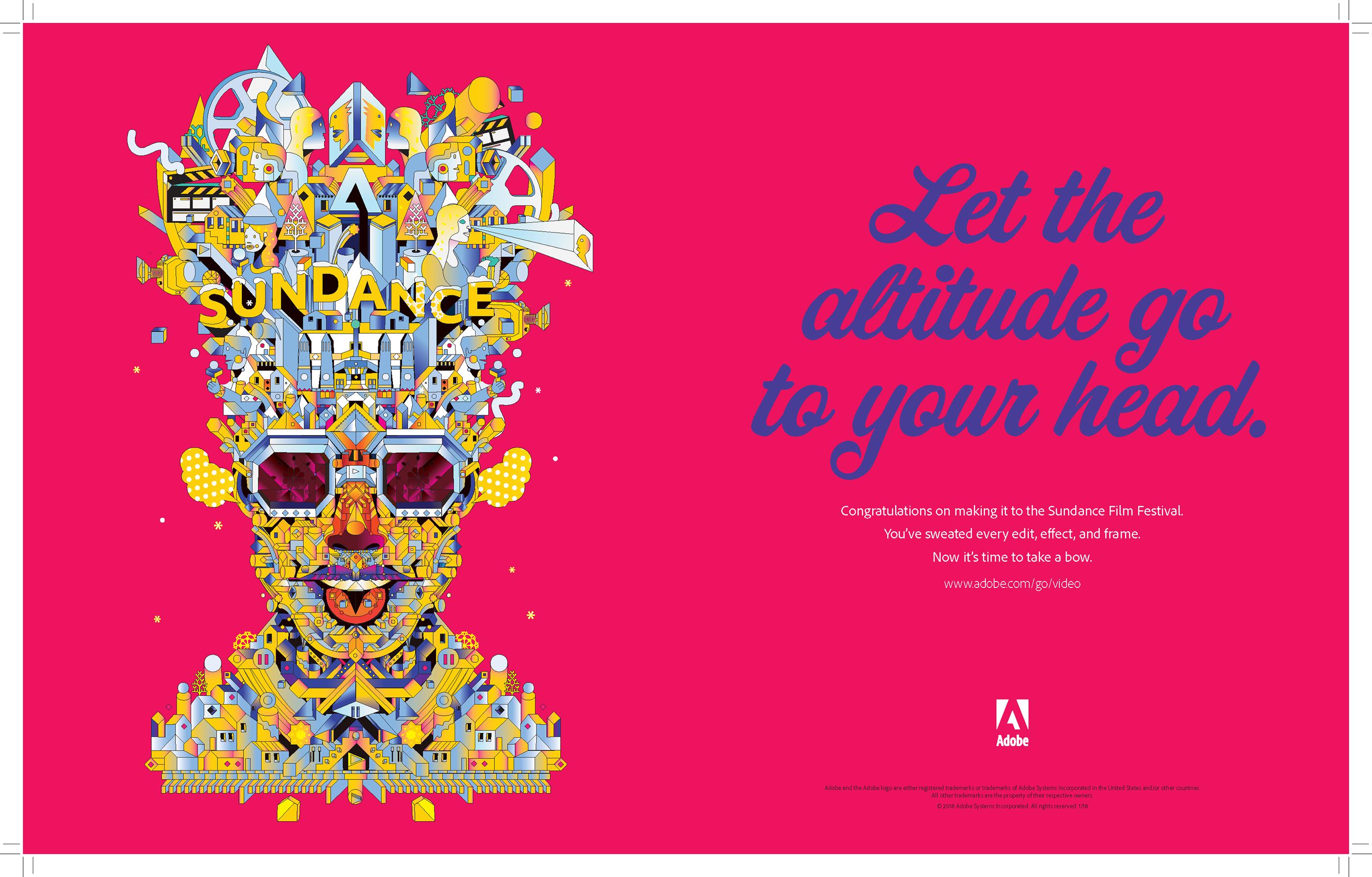 Adobe@Sundance Imagery on Behance