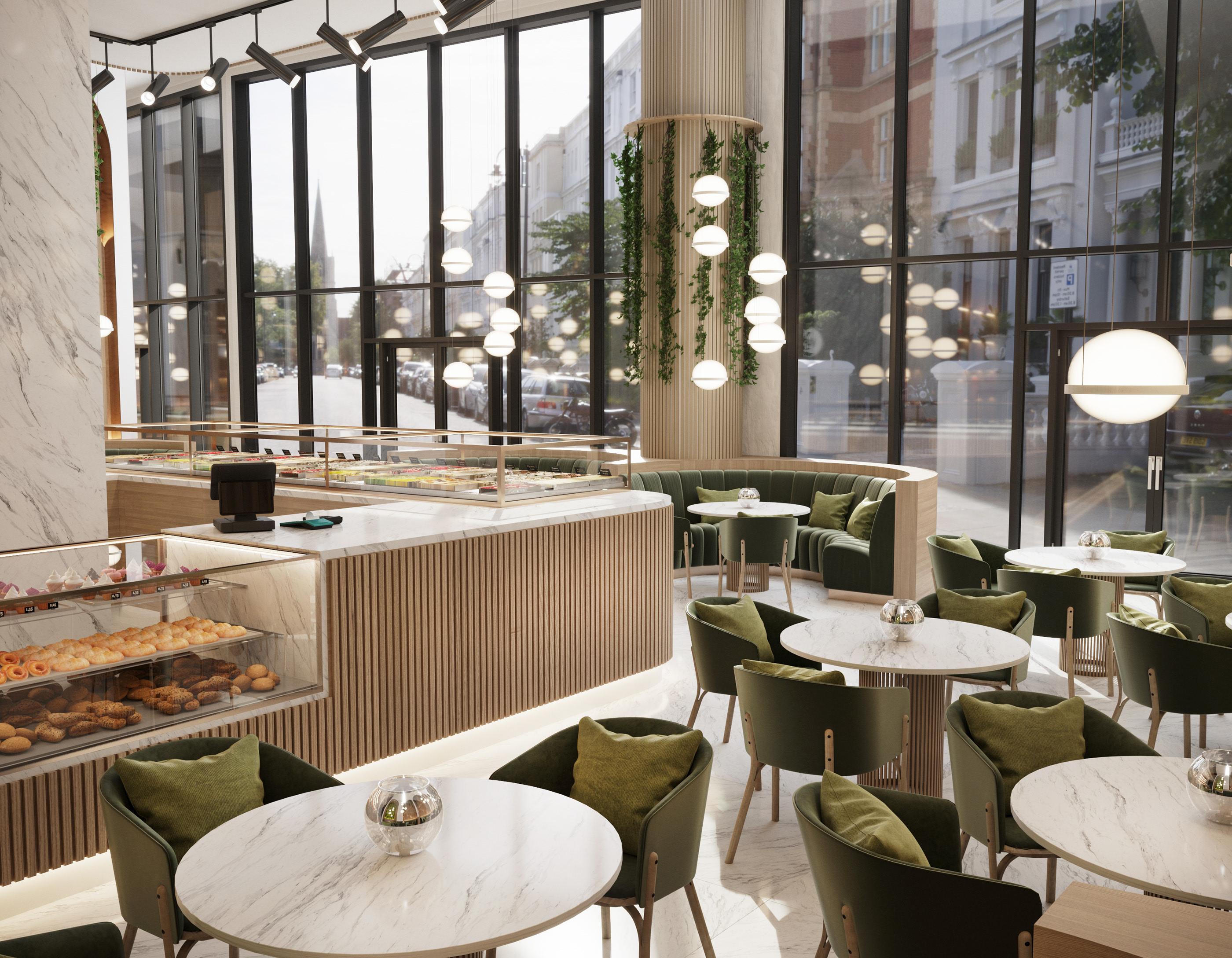business plan turkish cafe