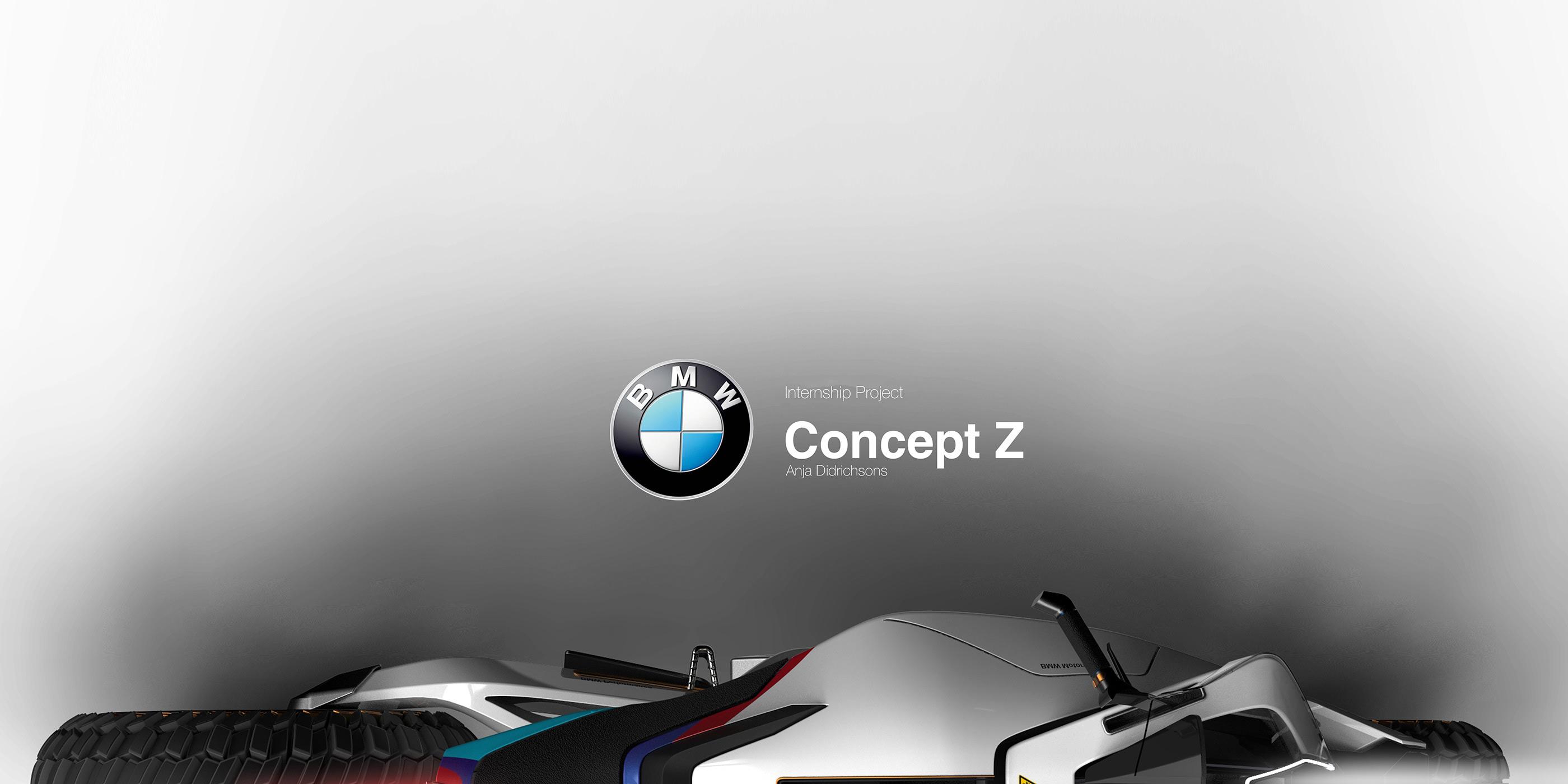 Bmw Motorrad Internship Project Concept Z On Behance