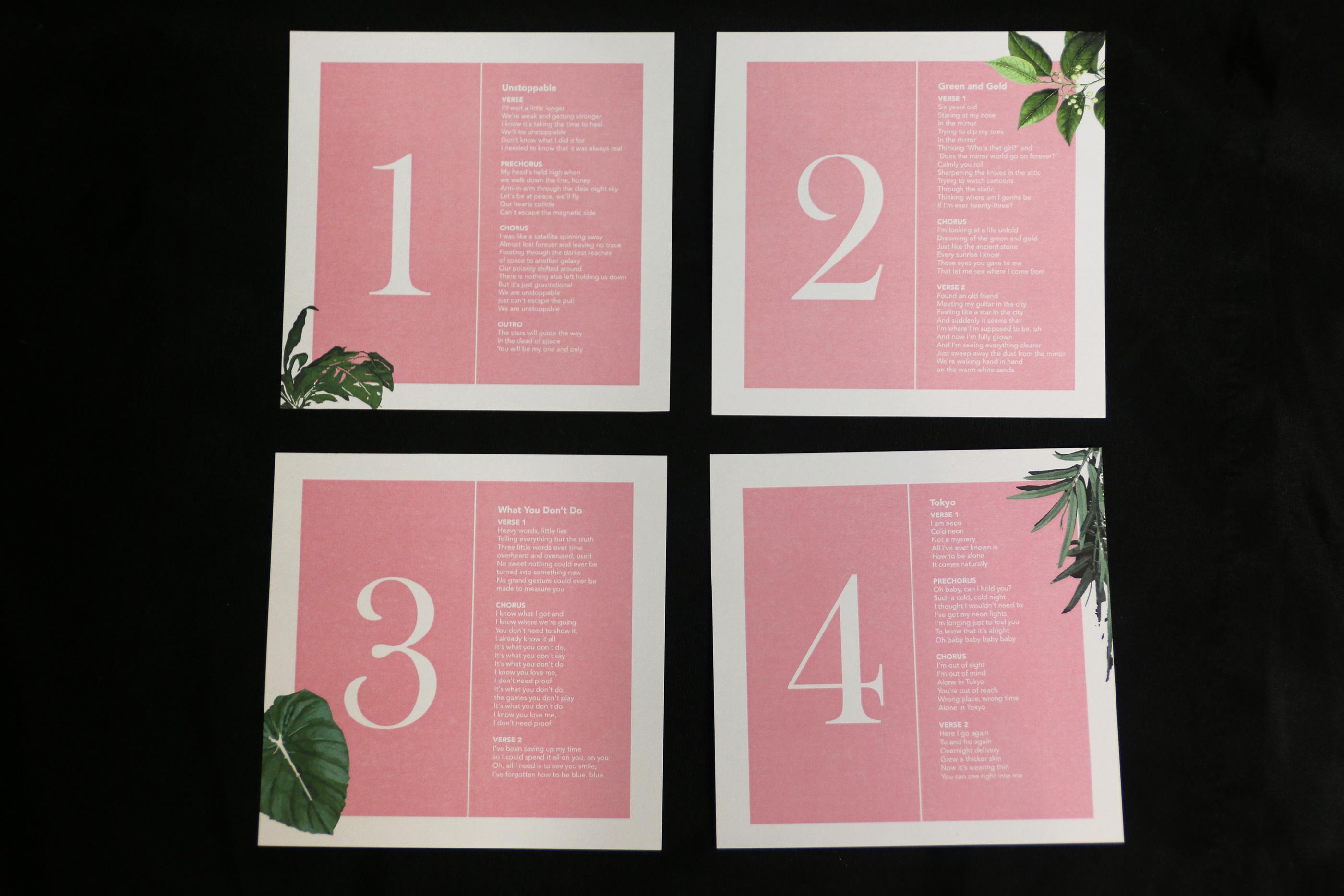 Lianne La Havas CD Design on Behance