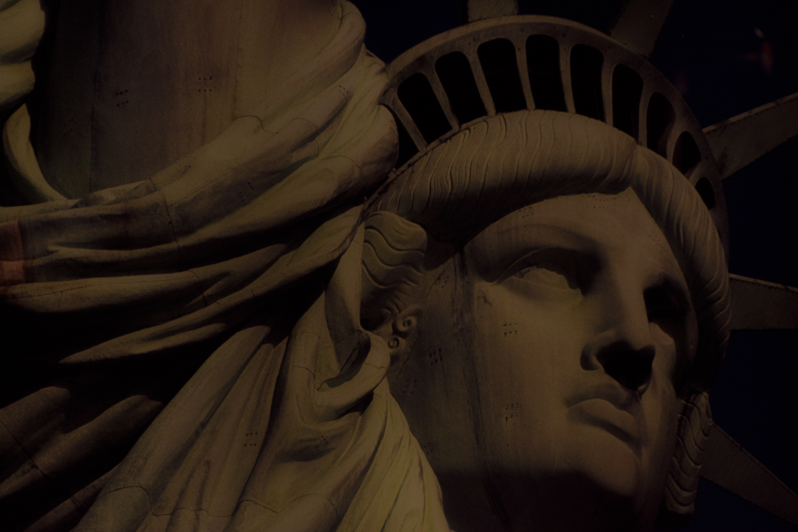 Statue Of Liberty On Behance
