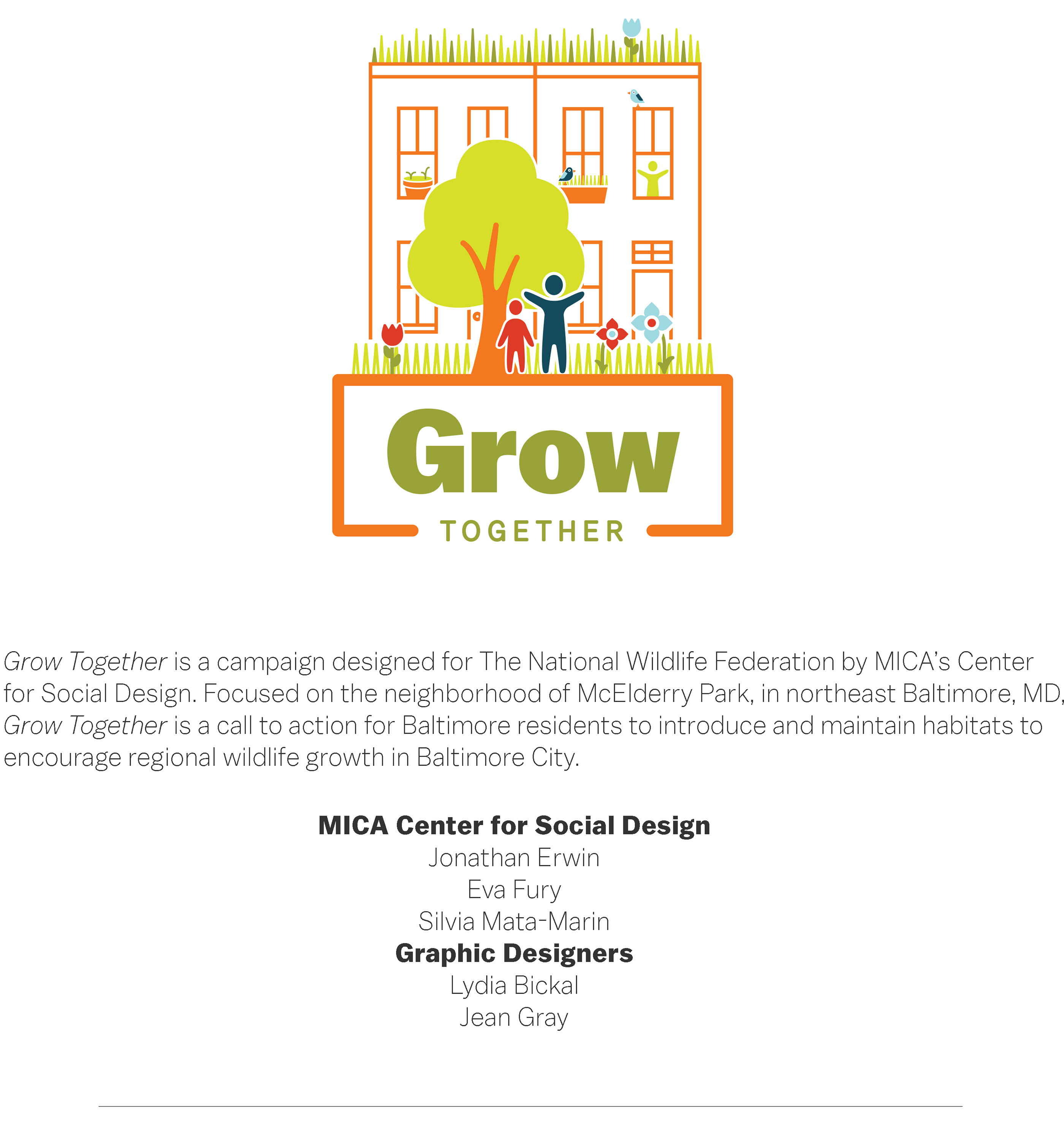 Grow Together On Behance