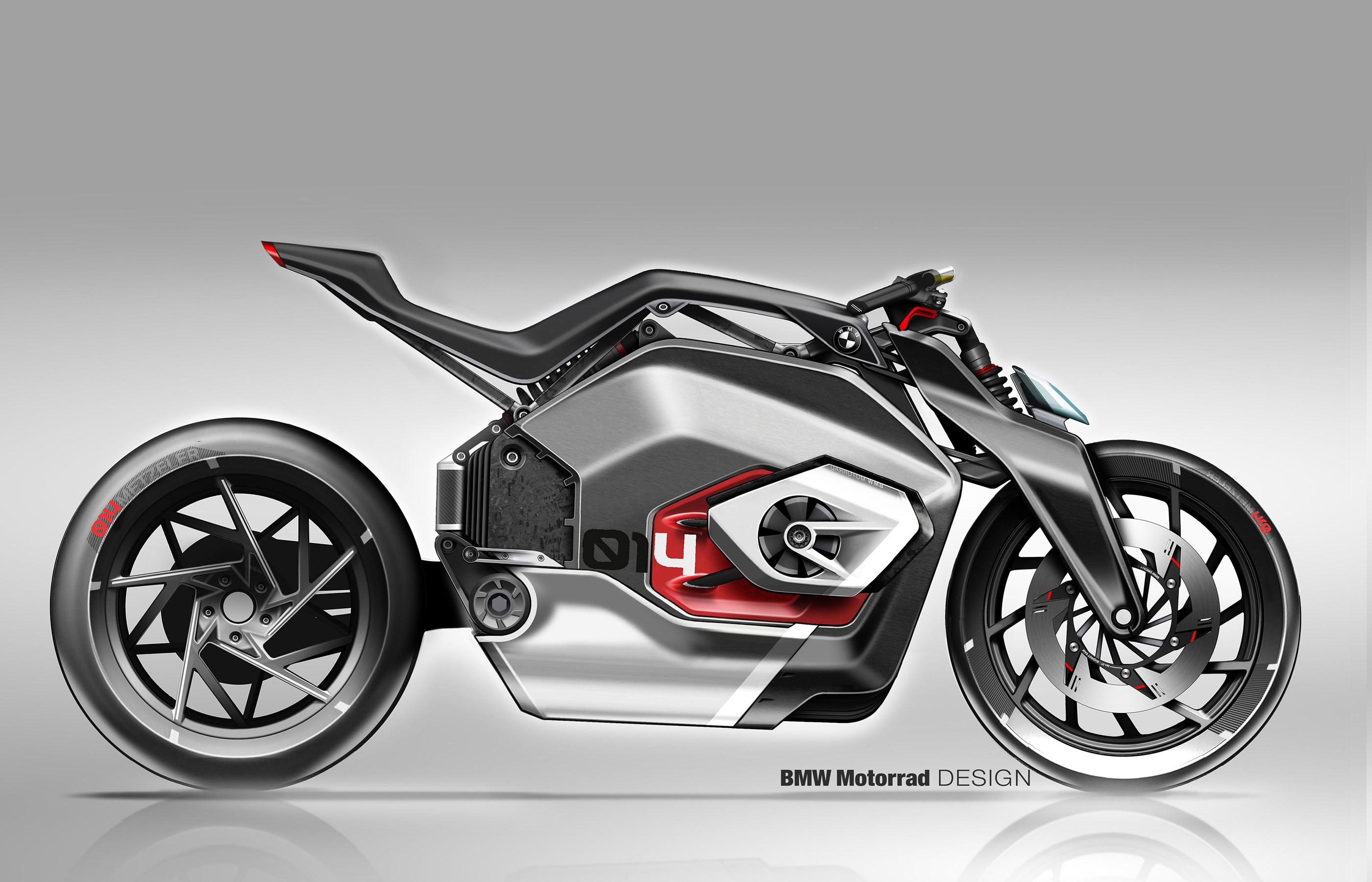 BMW MOTORRAD VISION DC ROADSTER on Behance