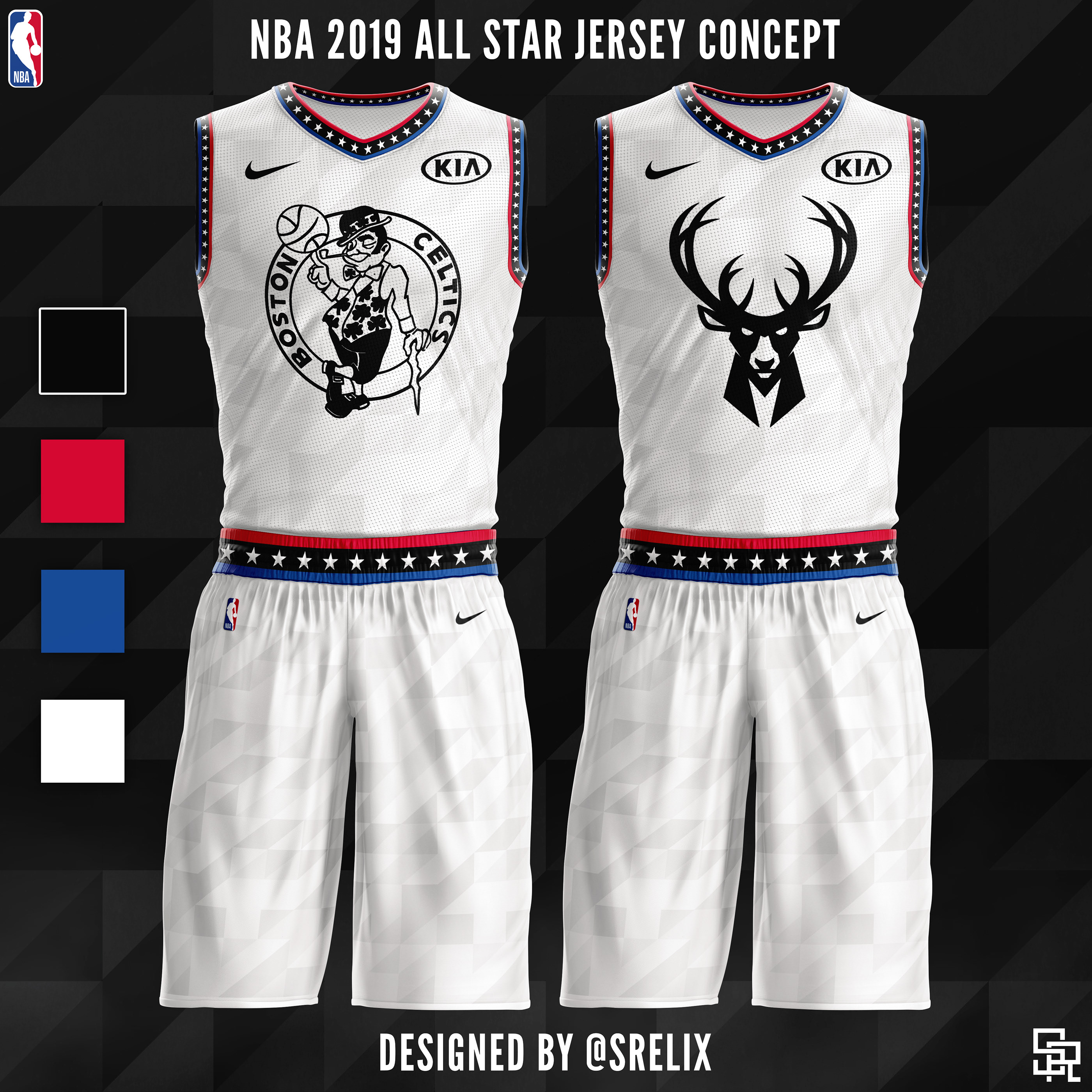 a1ae492b8ef NBA Jersey Concepts on Behance
