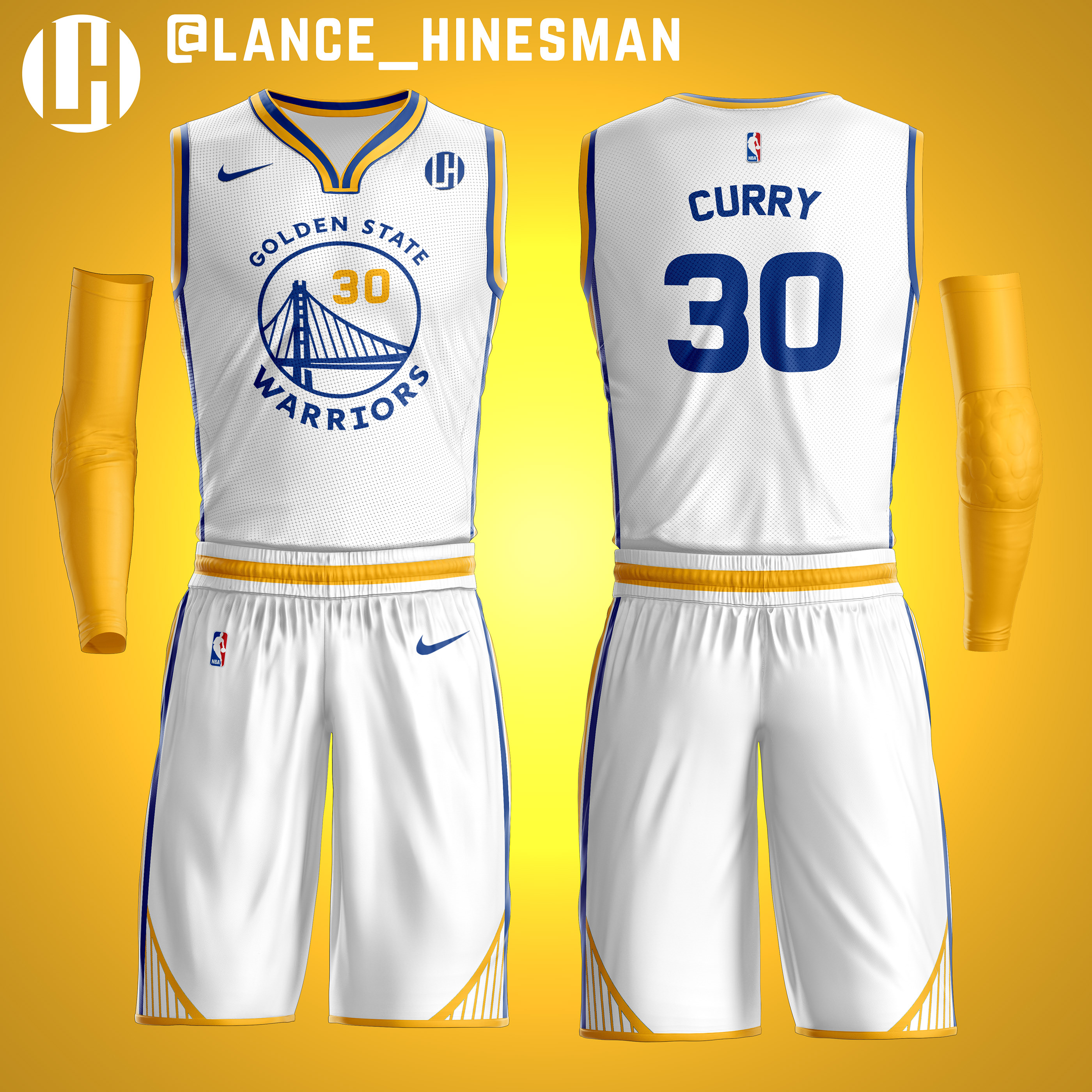 Golden State Warriors Jersey Concepts on Behance