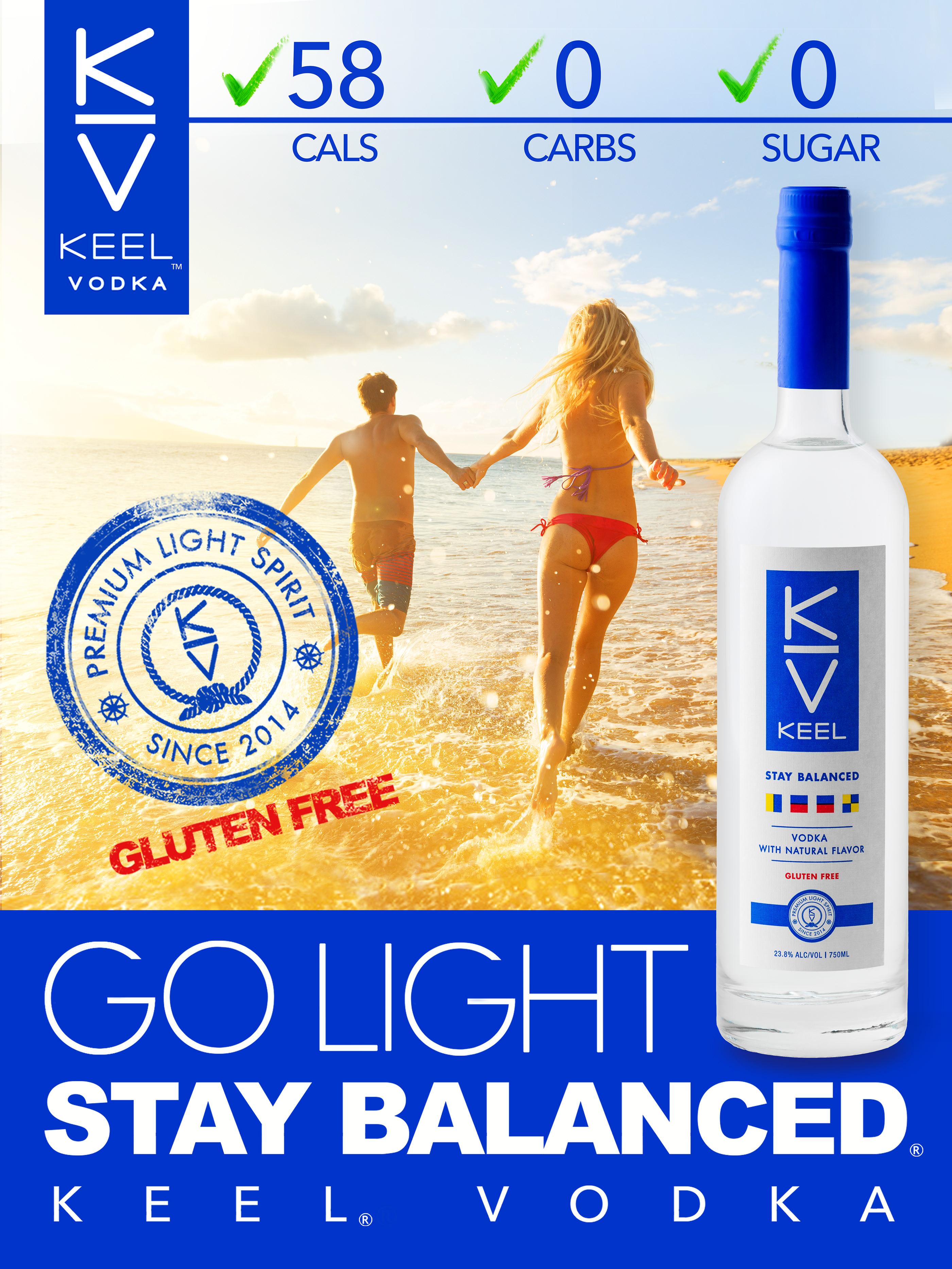 Keel Vodka Campaign on Behance