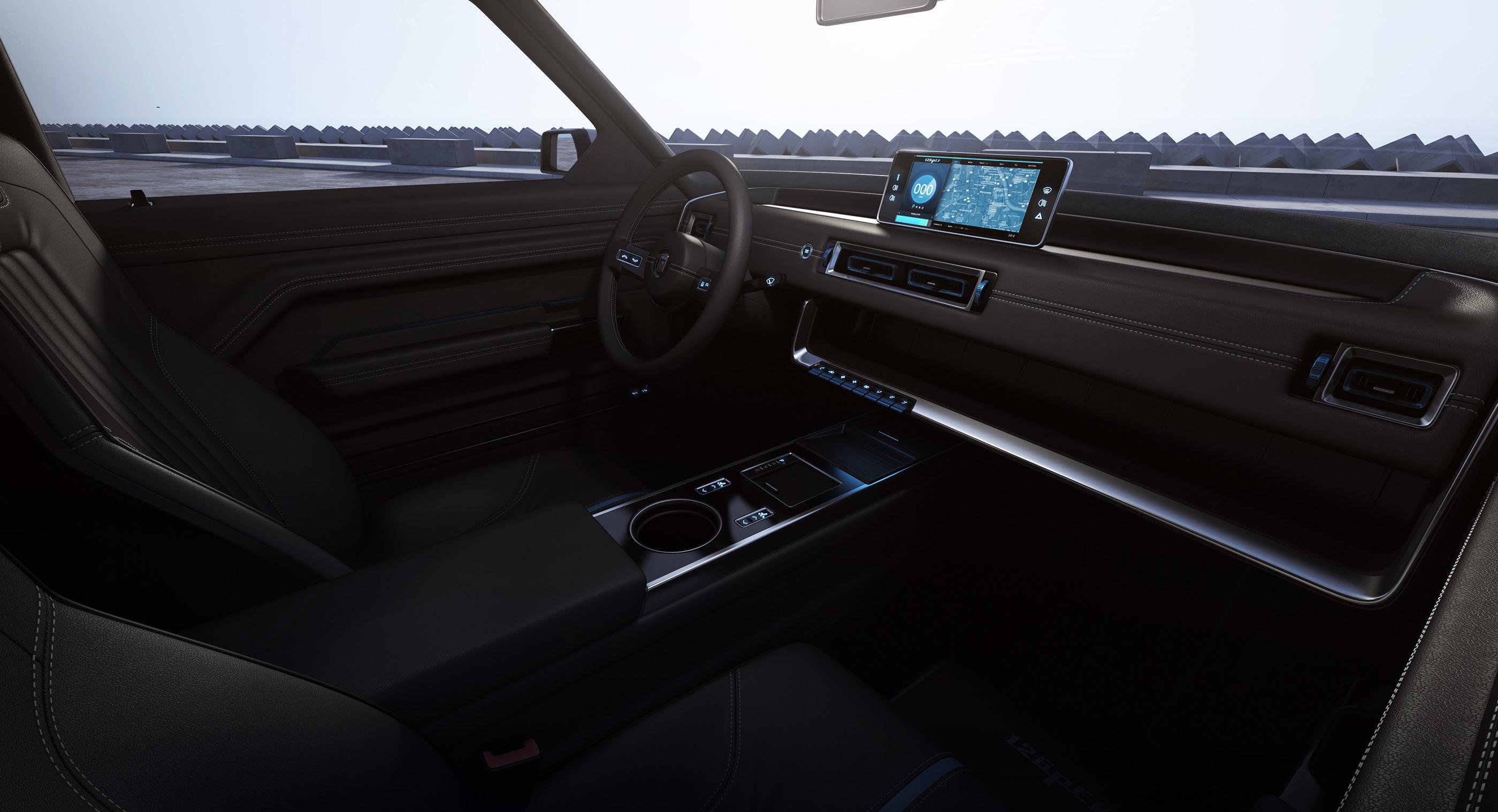 Fiat 126p Ev On Behance
