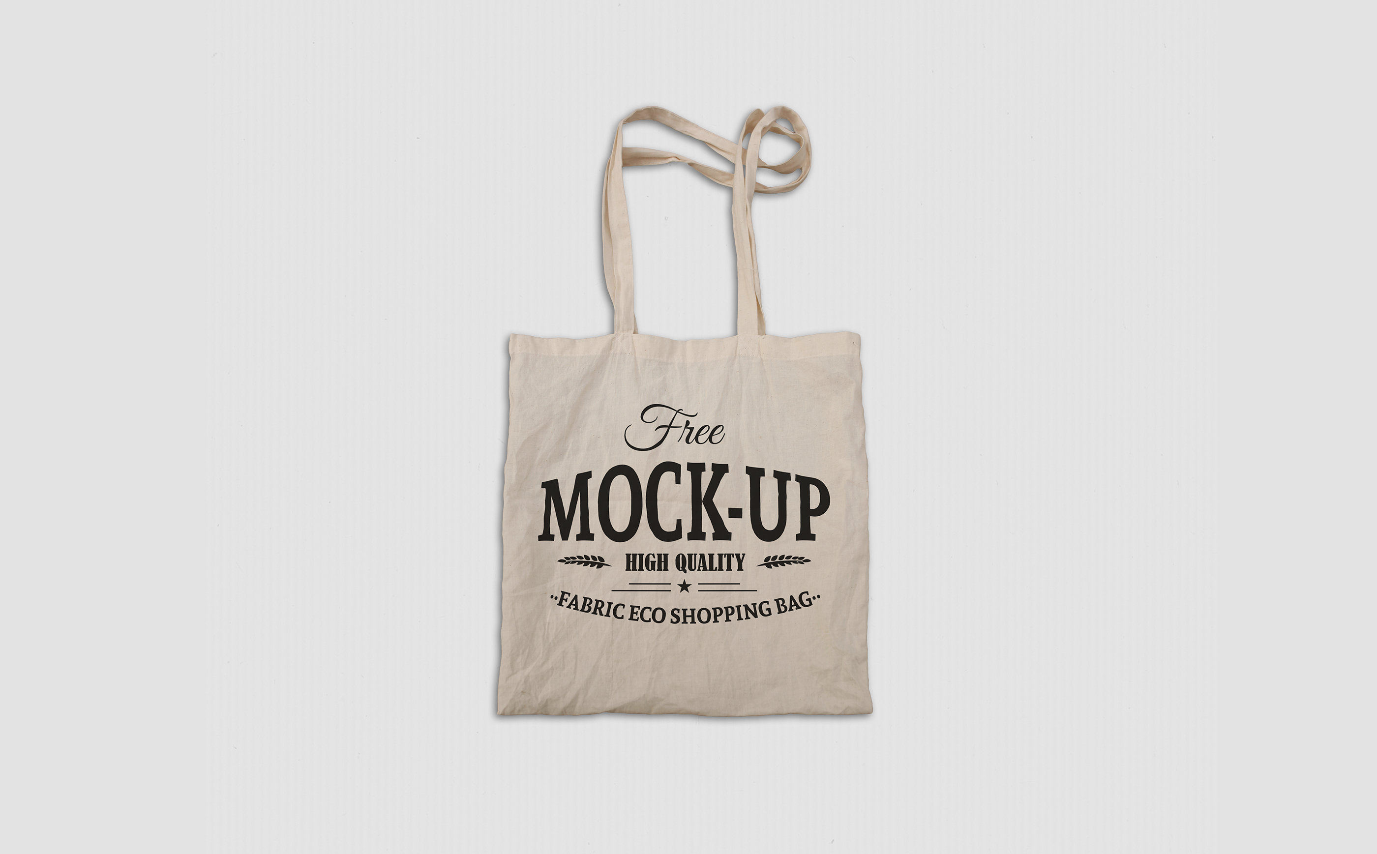 Free Canvas Tote Bag Mockup On Behance