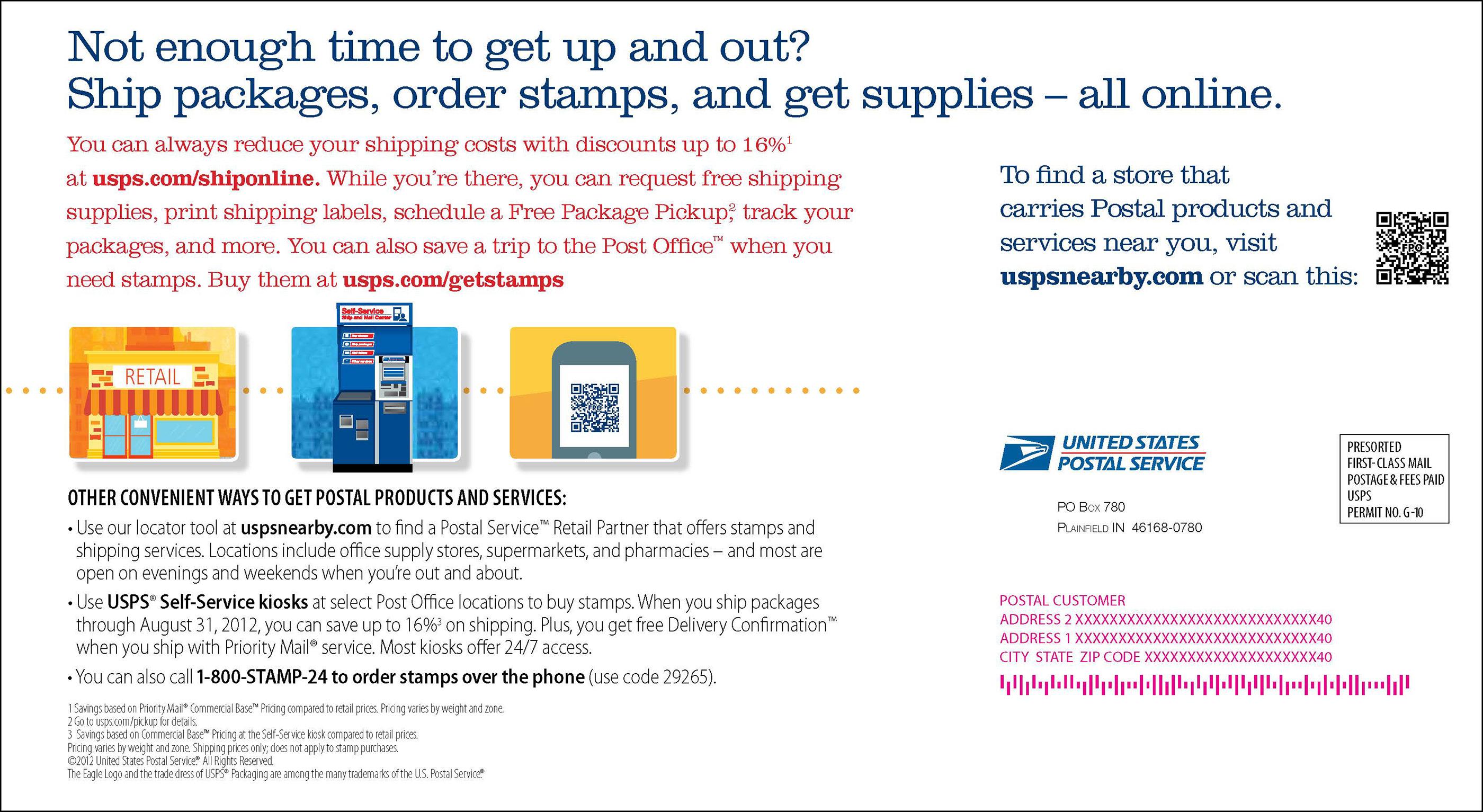 United States Postal Service on Behance