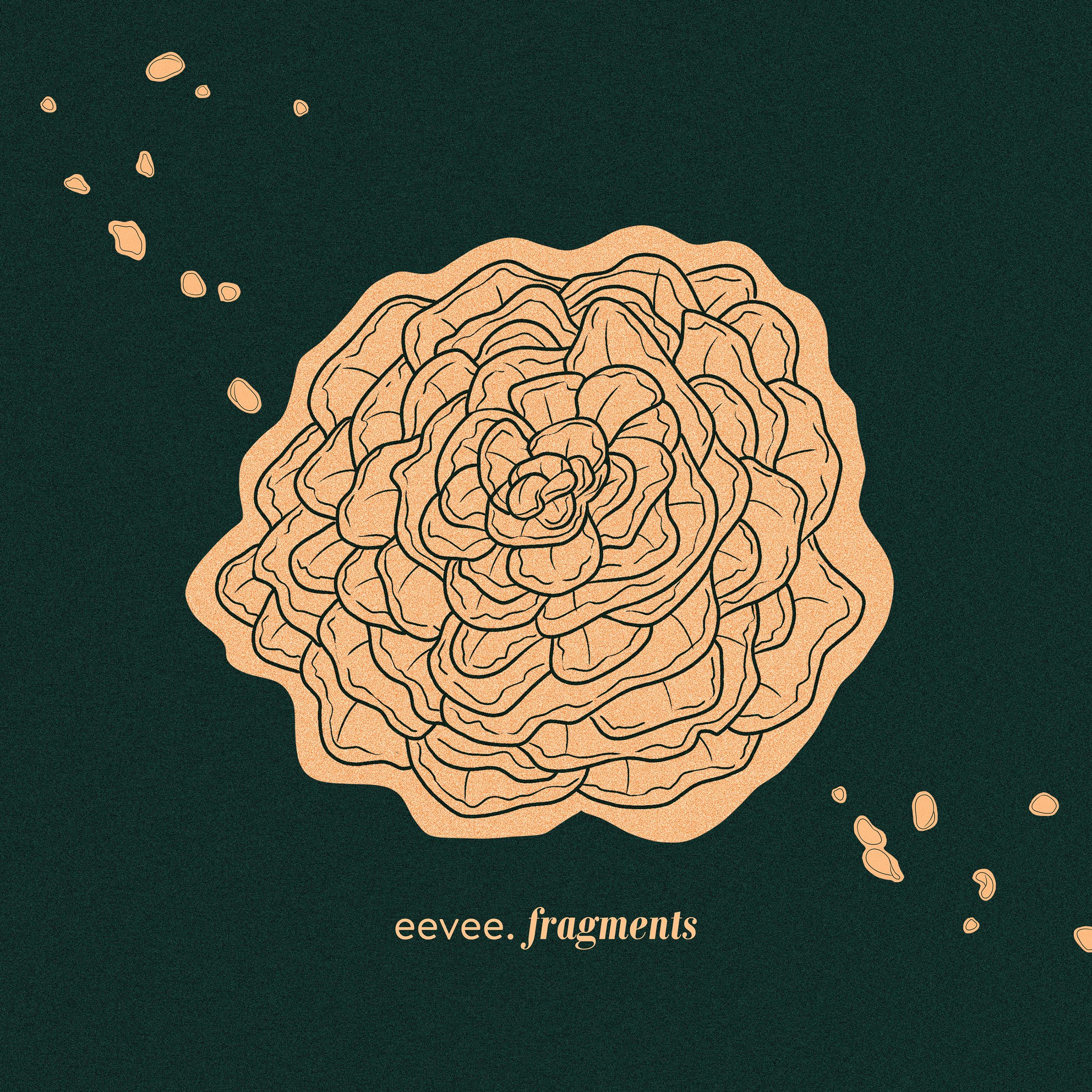 Eevee Album Artwork on Behance