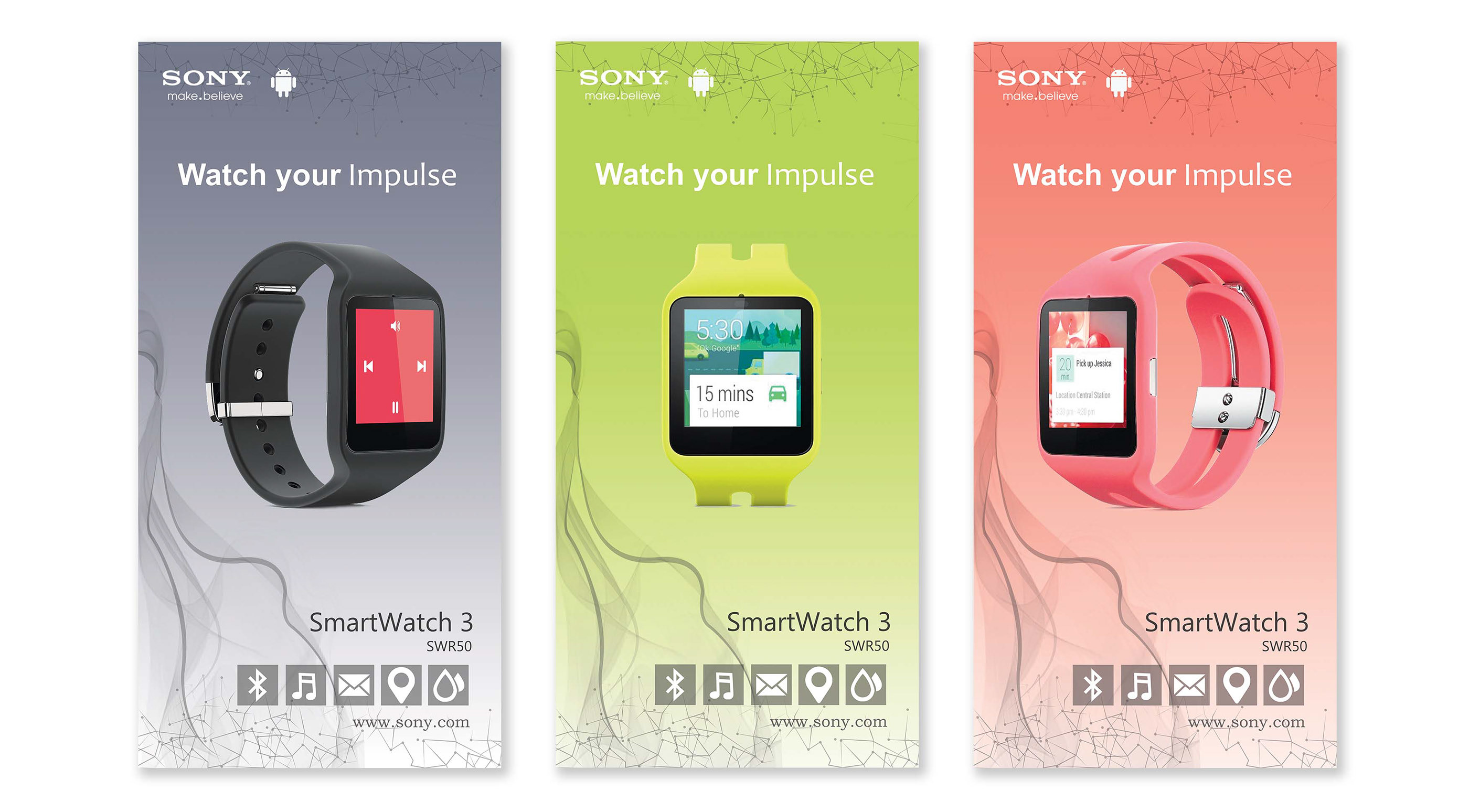 For iphone app smartwatch 3 sony The Most