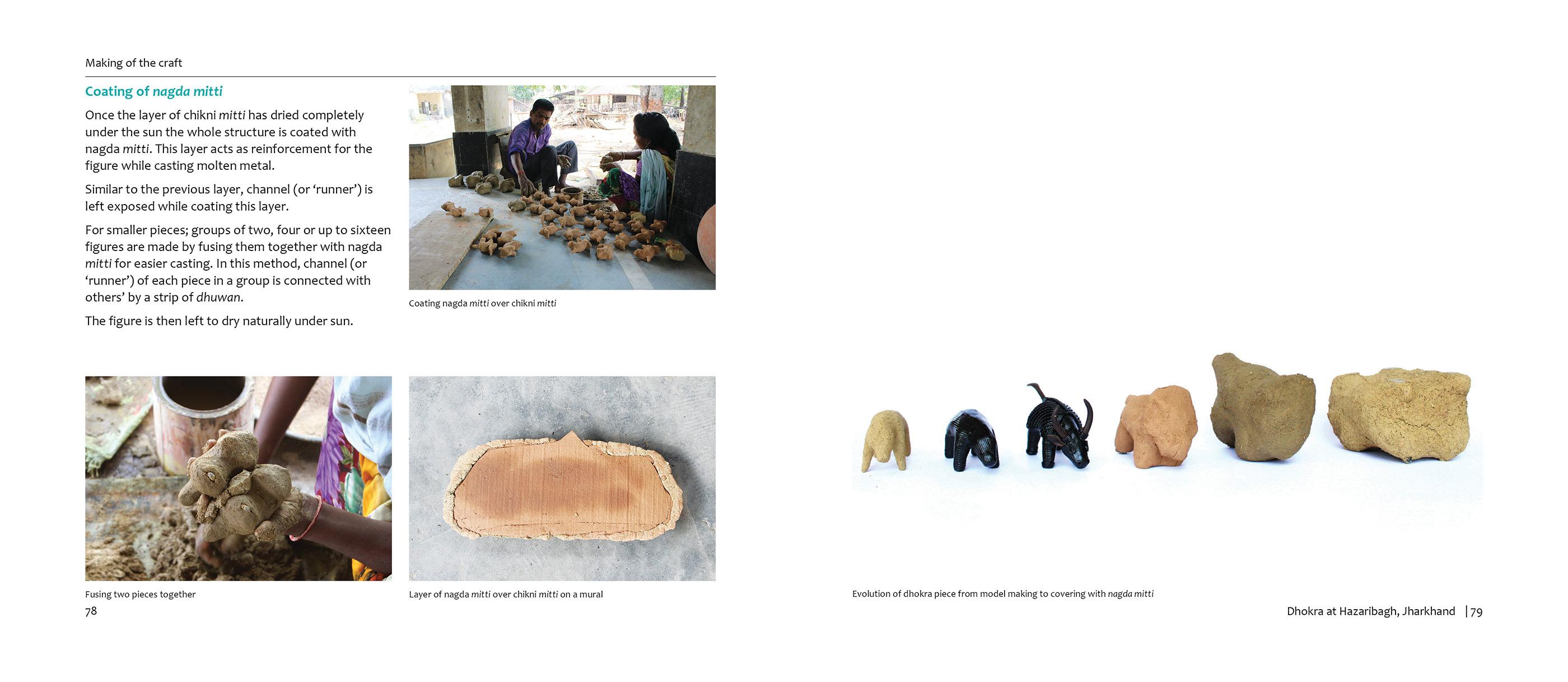 Craft Documentation: Dhokra at Hazaribagh, Jharkhand on Behance
