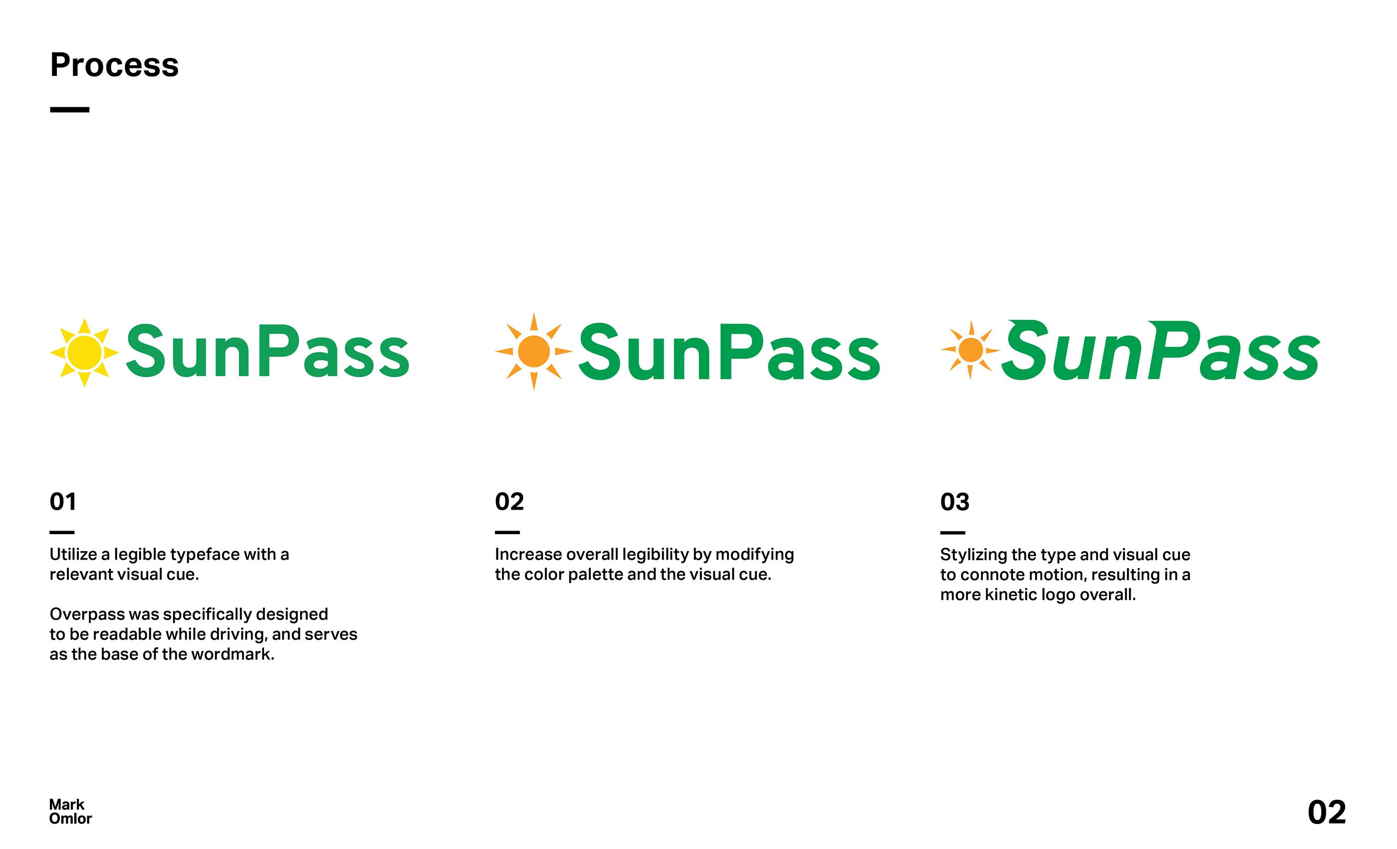 SunPass – rebrand proposal on Behance