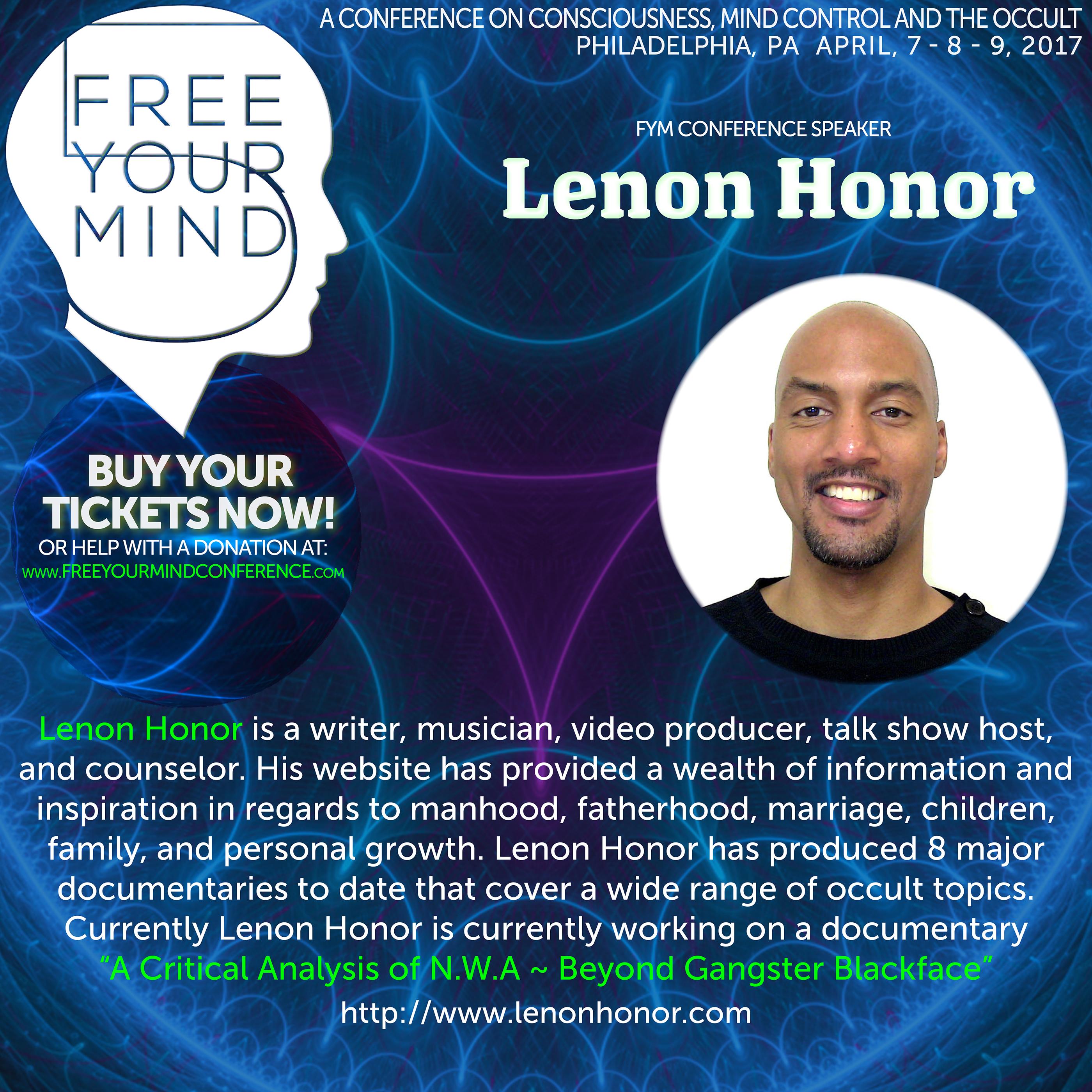 Flyer design: Free Your Mind Conference 5 on Behance