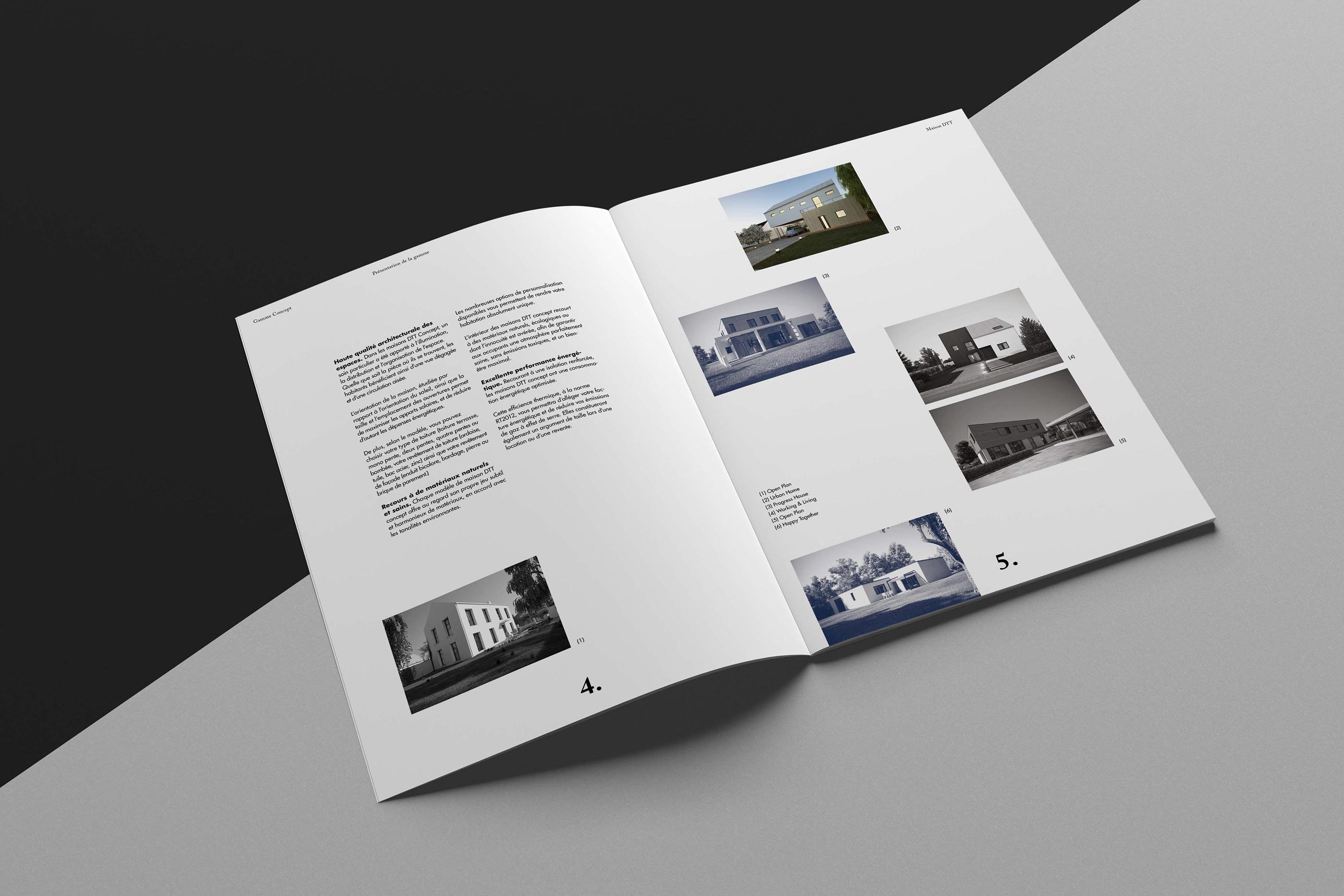 Dtt Concept Catalogue 2015 On Behance