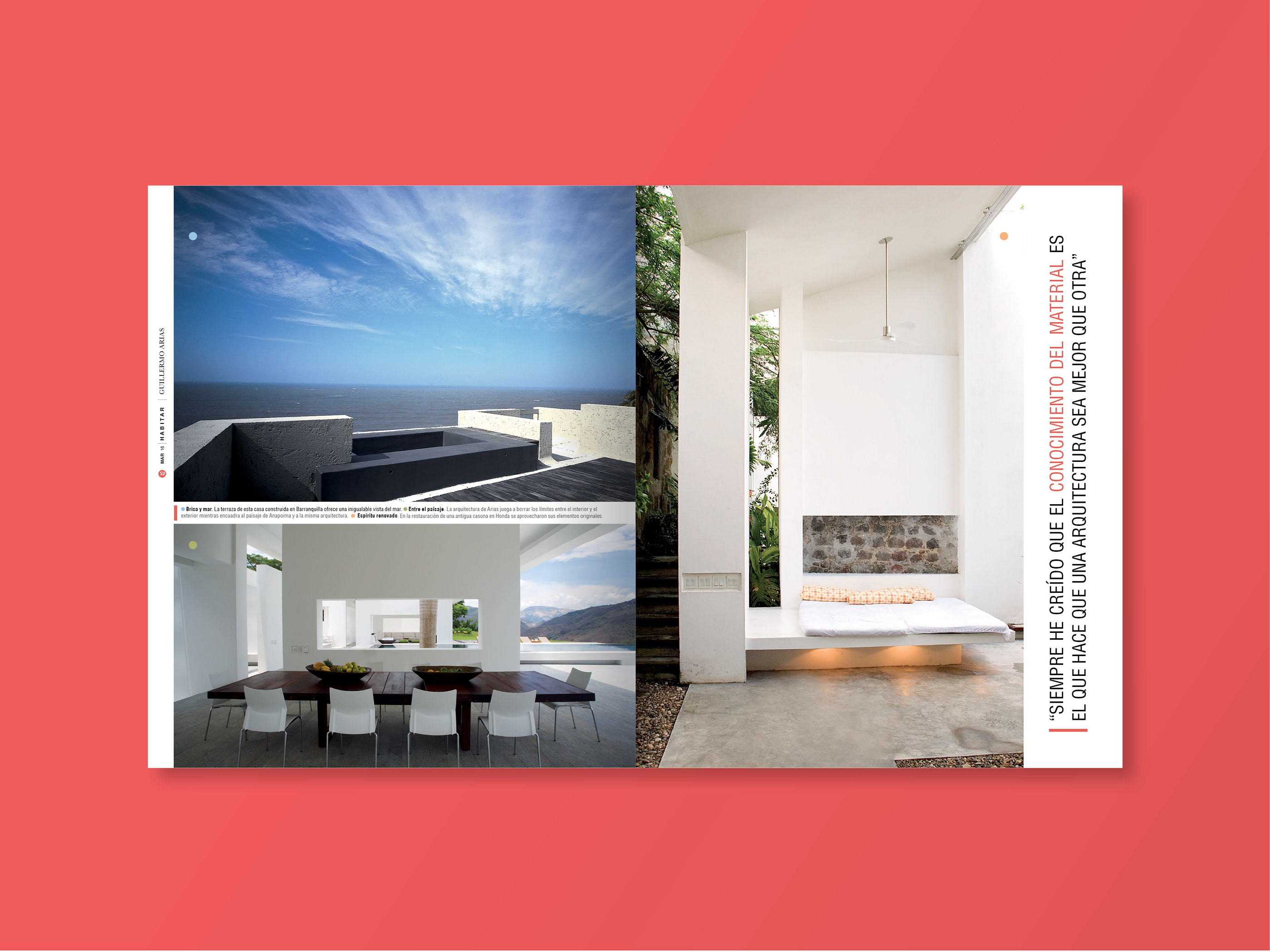 Habitar Magazine Redesign On Behance