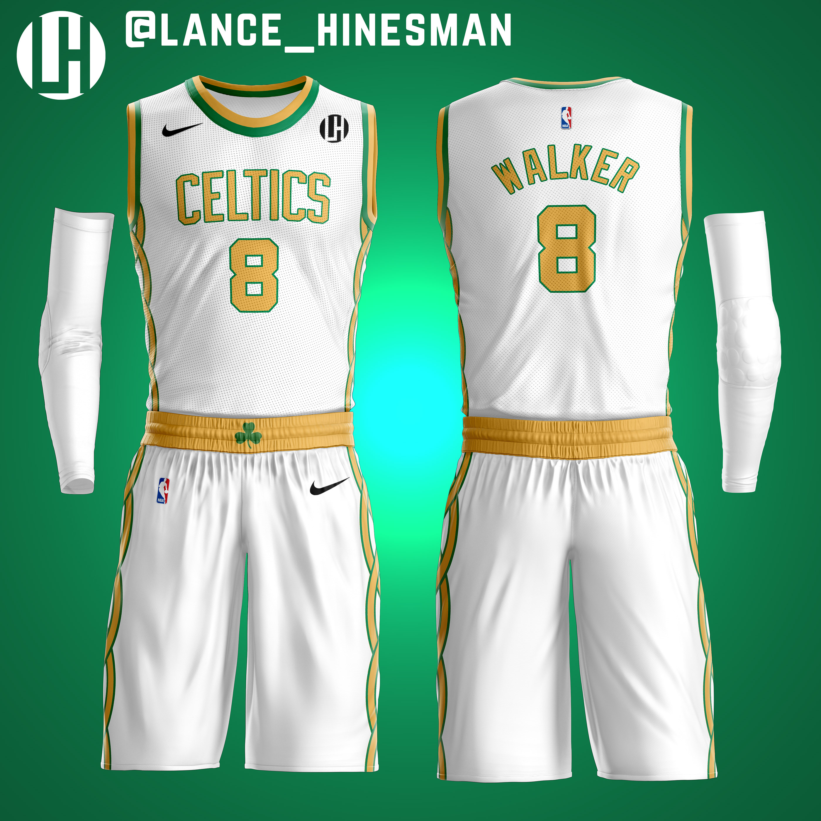 Boston Celtics Jersey Concepts On Behance