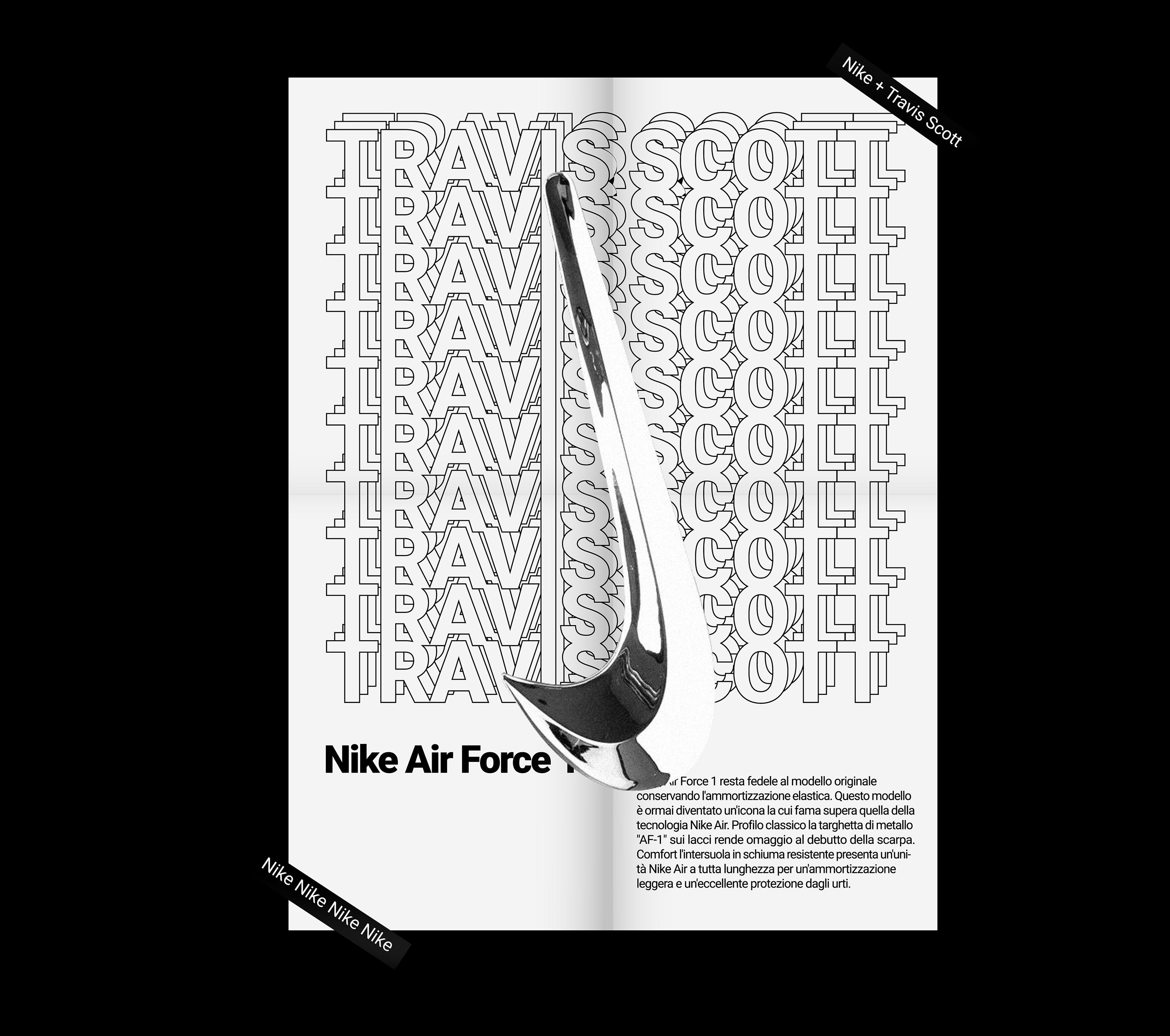 targhetta metallo air force 1