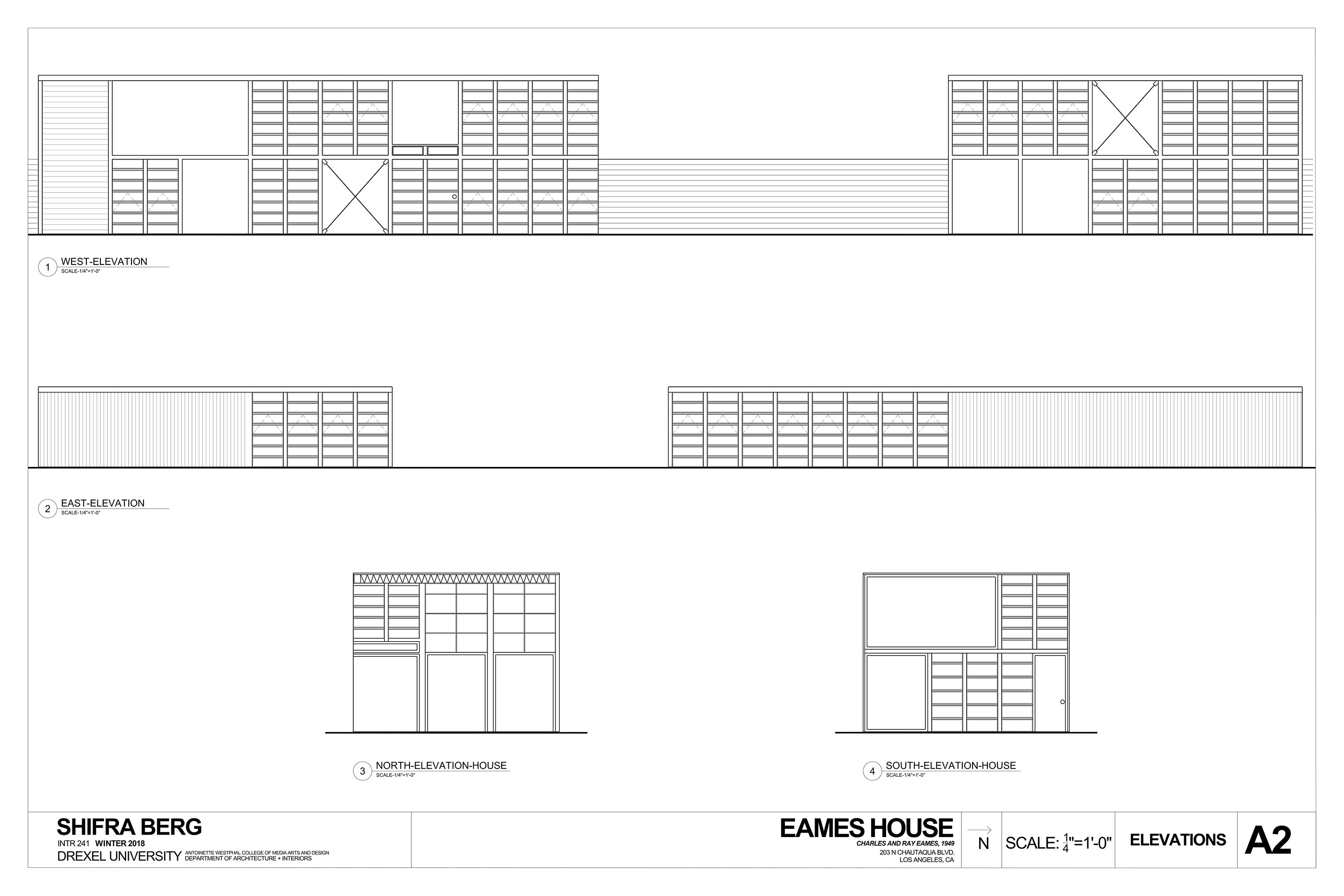 52AD8 Eames House Cad Drawings On Behance | Wiring Resources on dimensions for house plans, roof for house plans, furniture for house plans,
