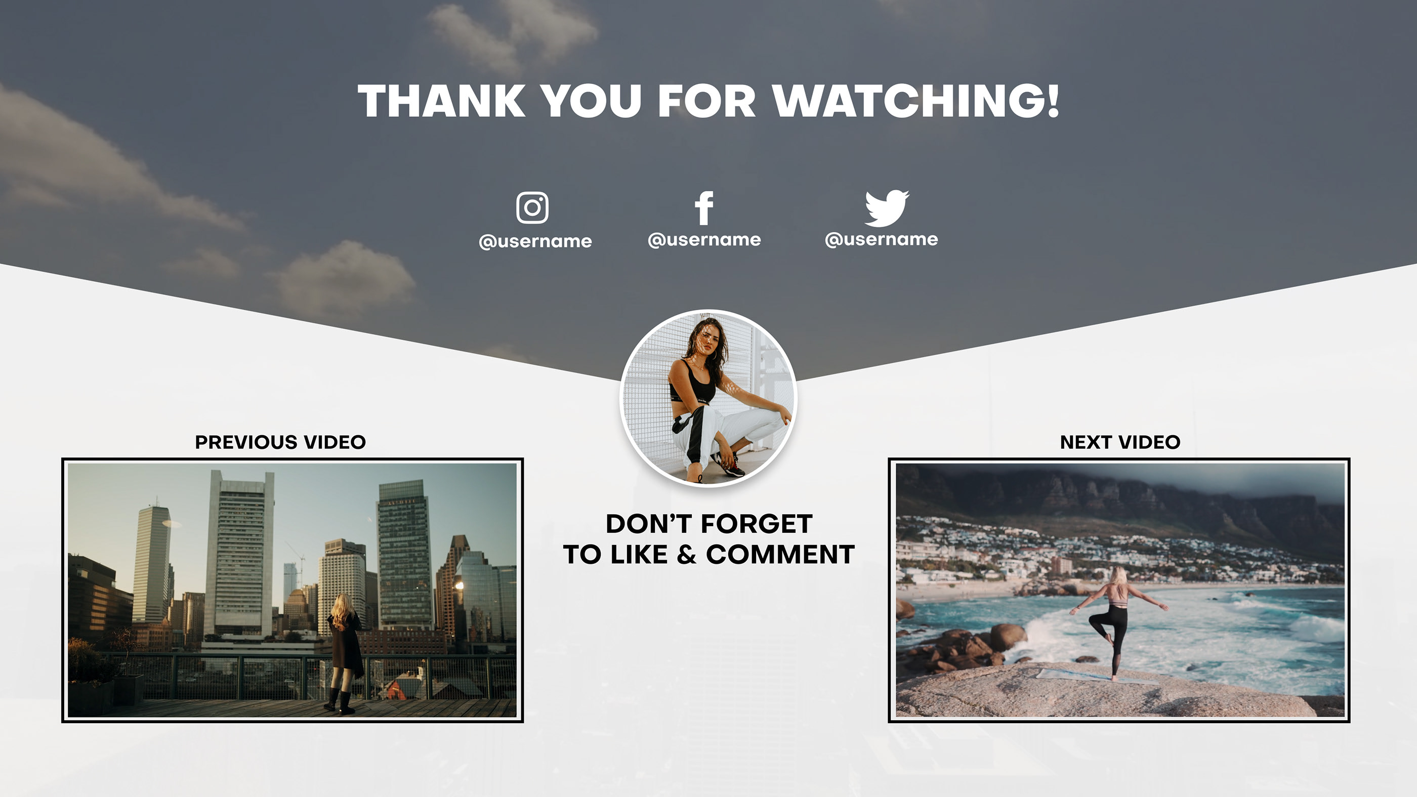 YouTube End Screens - 8