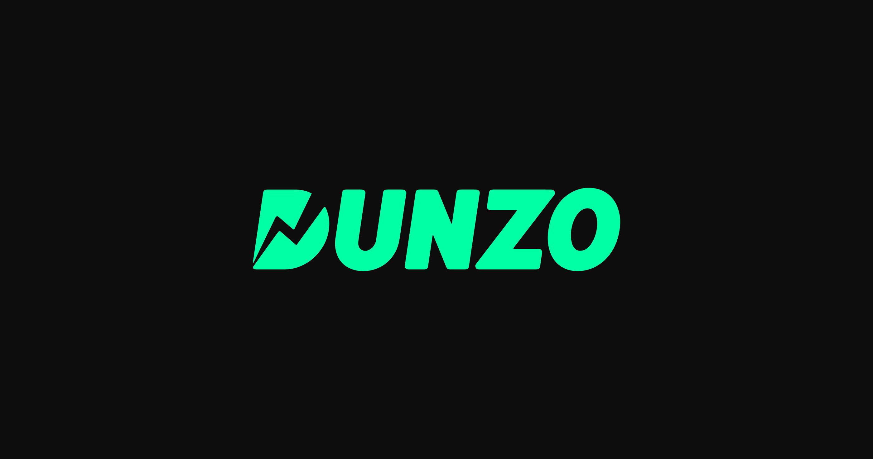 DUNZO - Rebranding on Behance