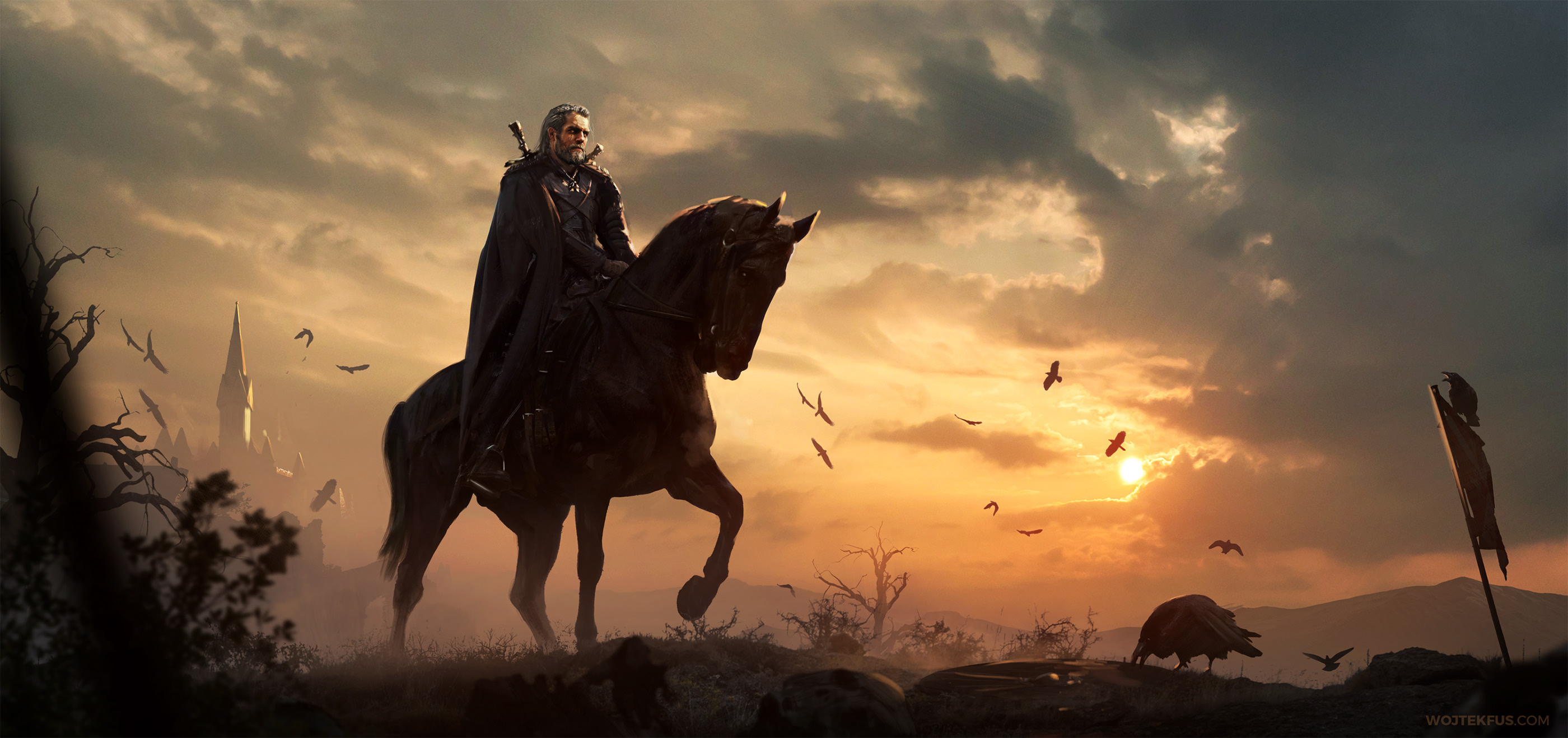 The Witcher Fan Art Collection