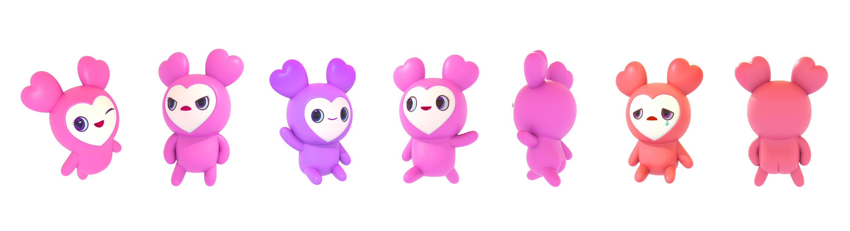 Twice's Lovely Character Branding on Behance