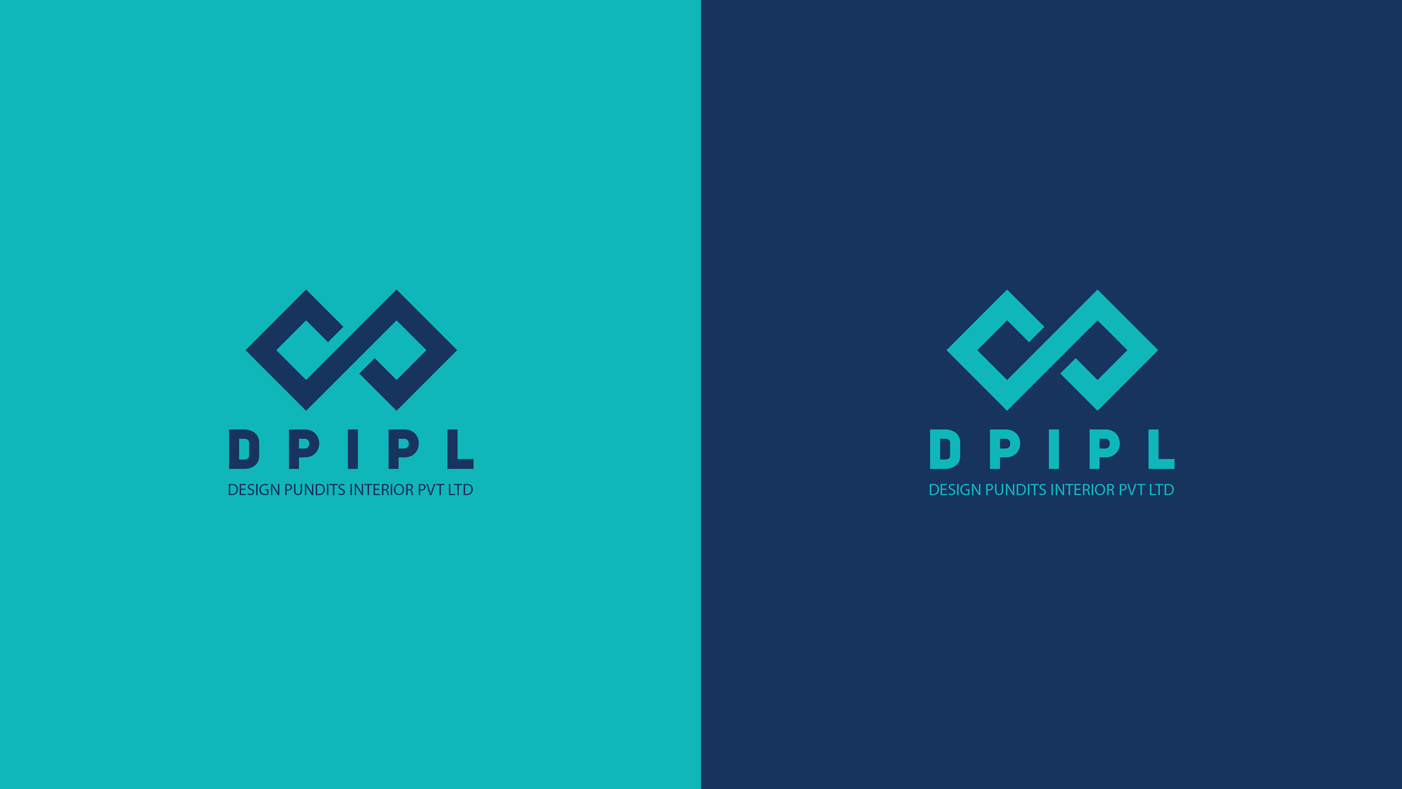 Brand Identity Dpipl On Behance