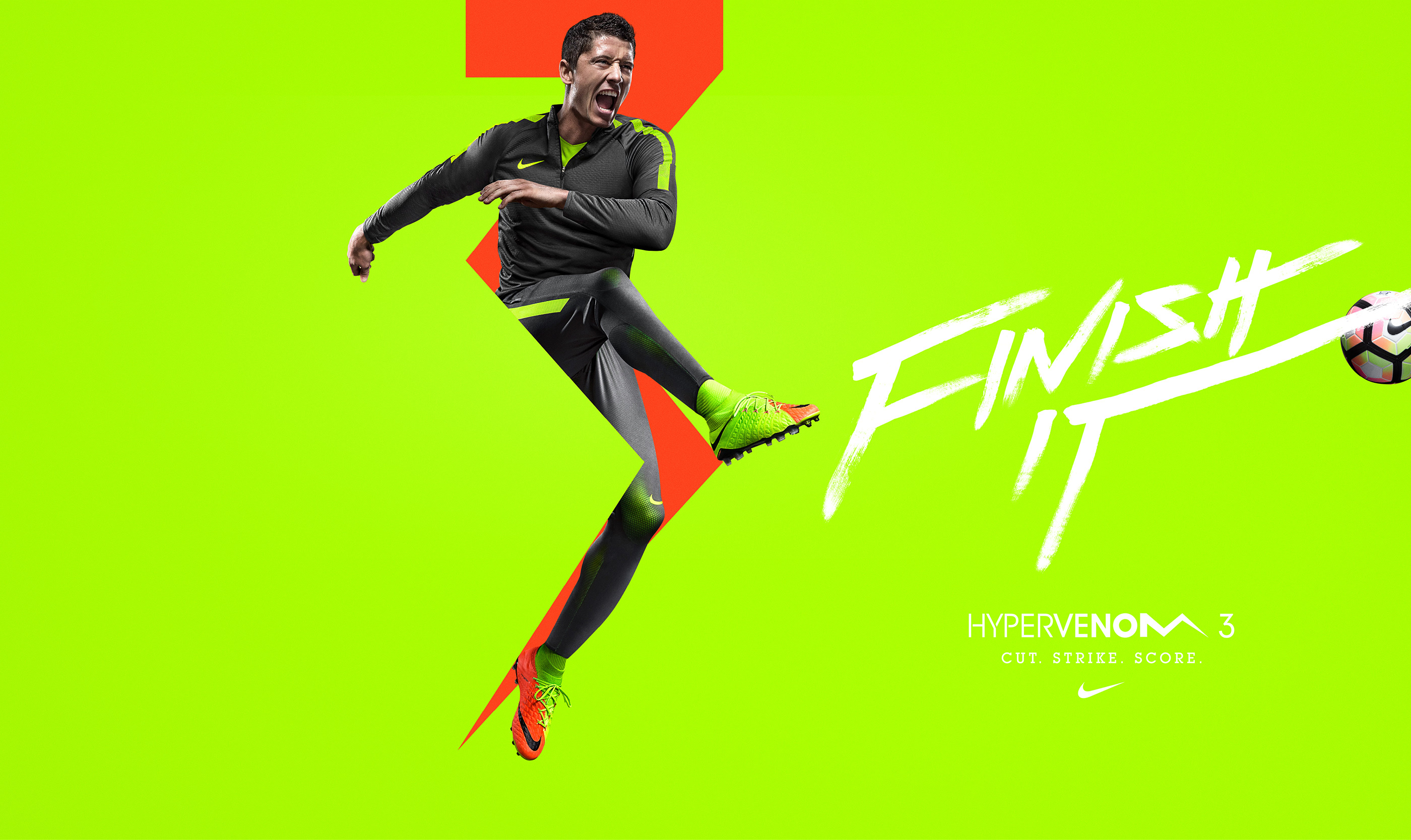 best service eebf0 72262 Nike / Hypervenom 3 on Behance