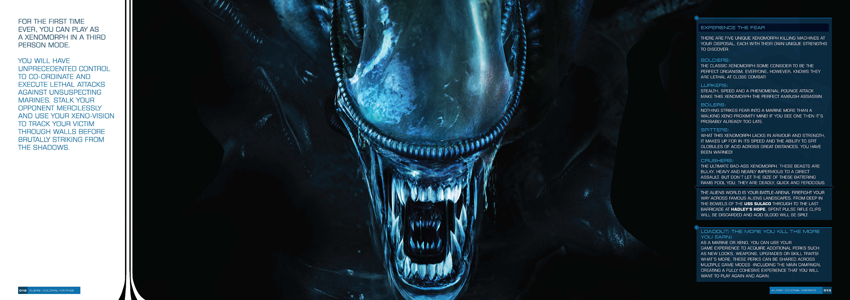 Aliens: Colonial Marines - Campaign on Behance