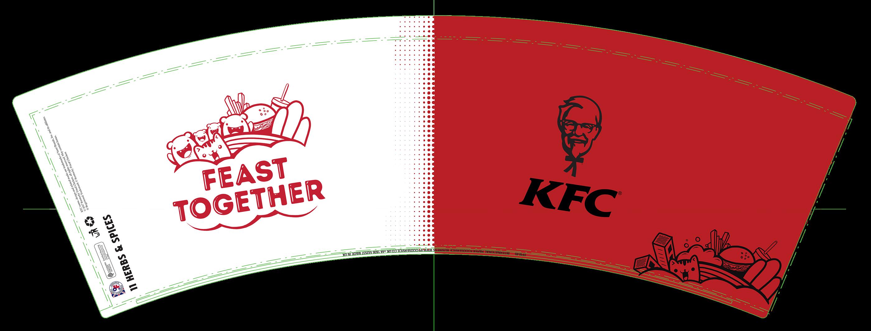 YCN KFC - LIVE BRIEF on Behance