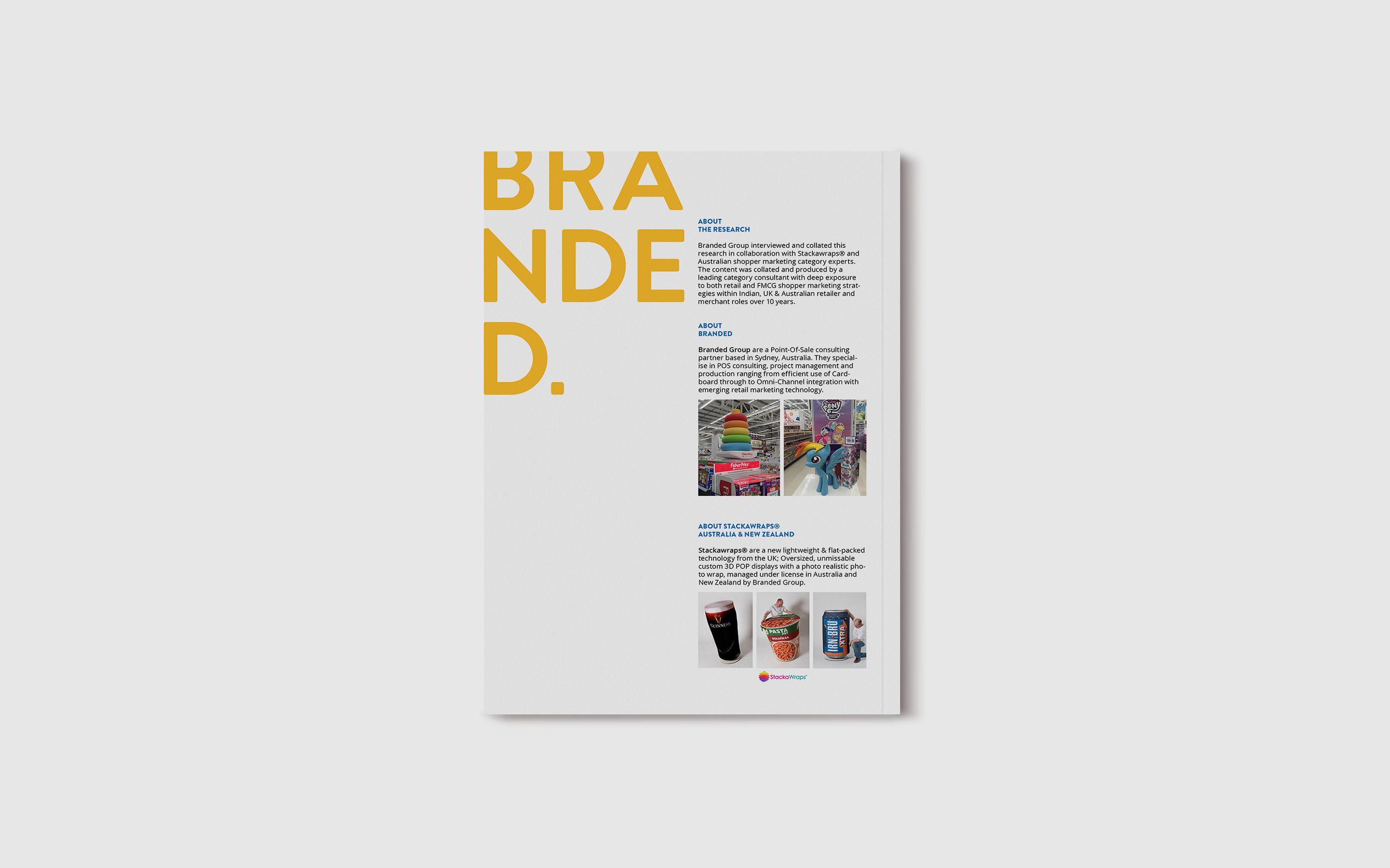 BRANDED - White paper on Behance